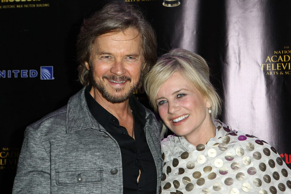 Stephen Nichols Mary Beth Evans We Love Each Other And We Have Since The Very Beginning Globaltv