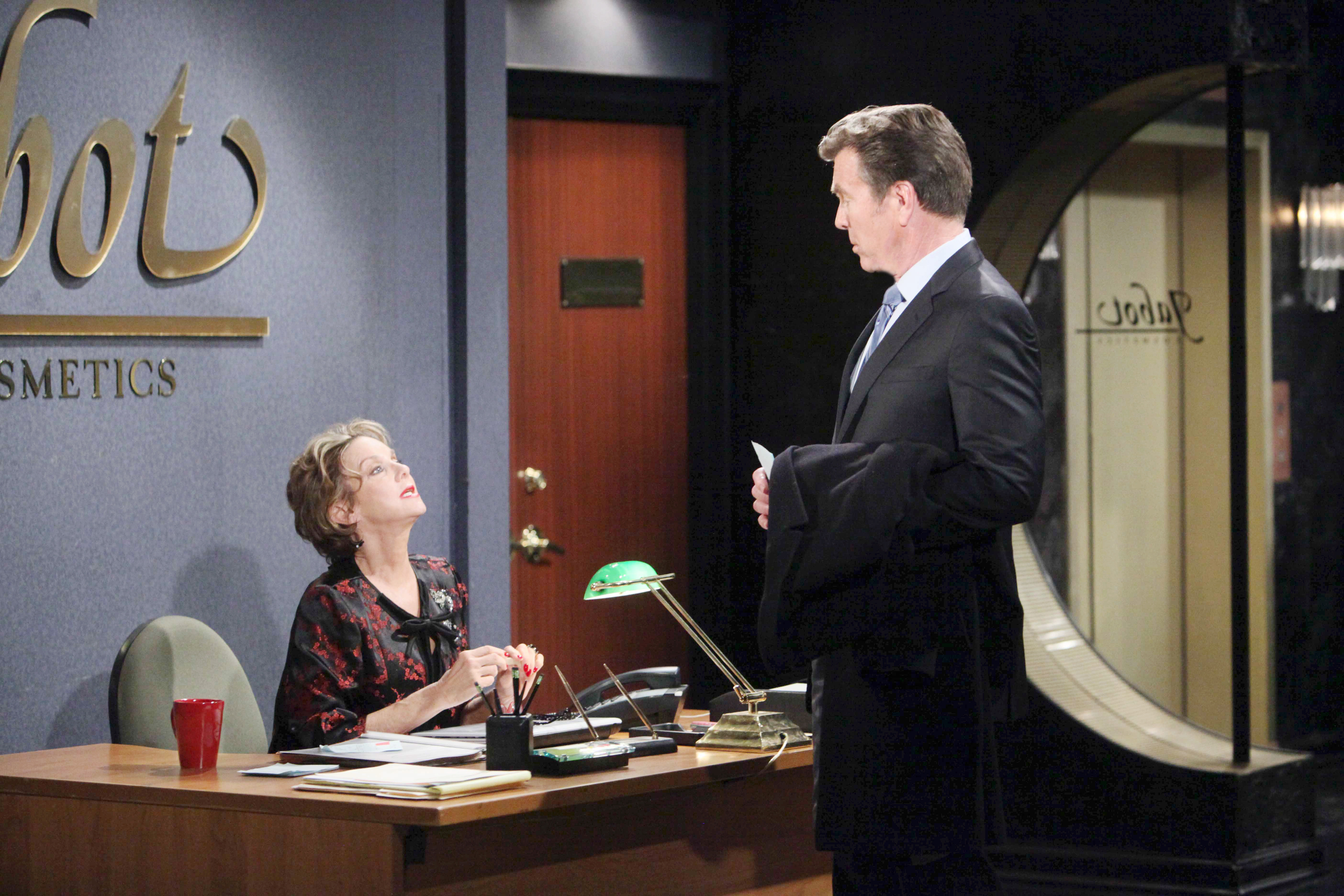 The Young and the Restless- Episode 11137