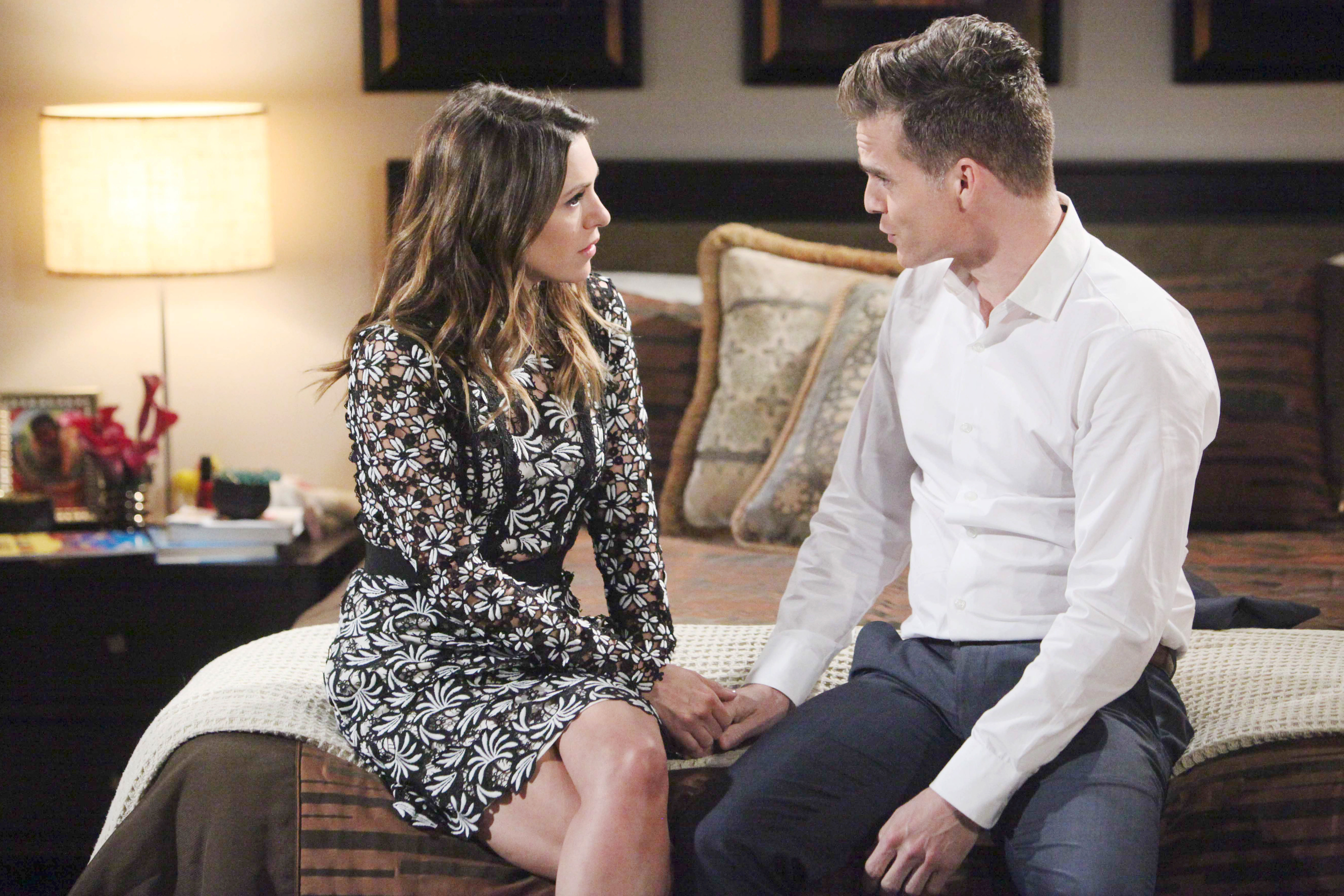 The Young and the Restless- Episode 11143