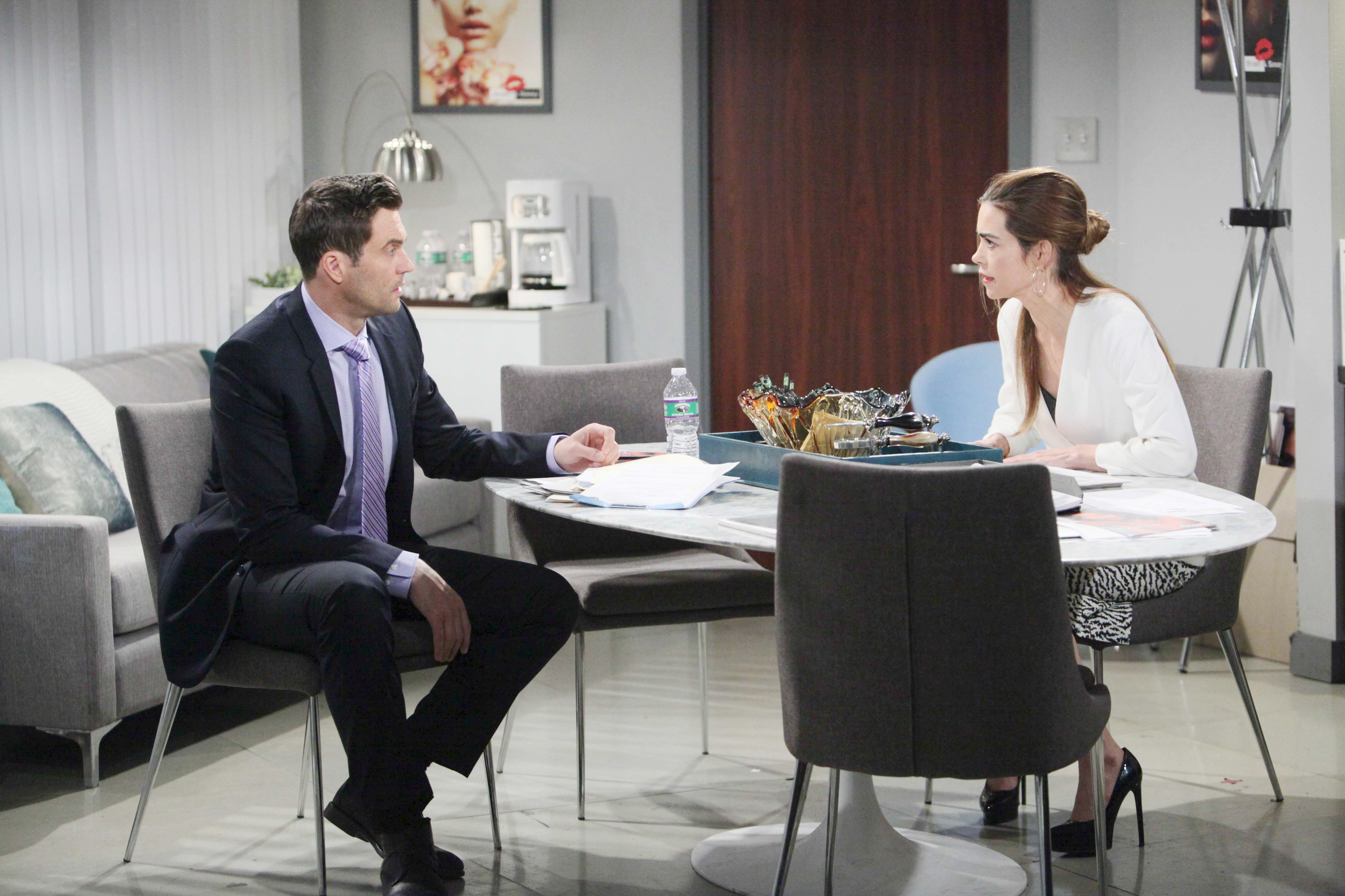 The Young and the Restless- Episode 11193