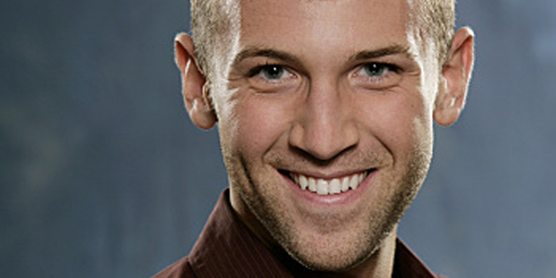 Dustin, 22, a Shoe Salesman from Chicago, Illinois, is one of the 14 houseguests competing this summer in BIG BROTHER 8, the eighth installment of the reality series.  BIG BROTHER 8 premieres on Thursday, July 5 (8:00-9:00 PM, ET/PT) on the CBS Television Network.  Following the premiere, BIG BROTHER 8 will be broadcast three nights weekly on Tuesday (9:00–10:00 PM, ET/PT), the live eviction show, hosted by Julie Chen, on Thursday (8:00–9:00 PM live ET/delayed PT) and Sunday (8:00–9:00 PM, ET/PT). Photo: Cliff Lipson/CBS ©2007 CBS Broadcasting Inc. All Rights Reserved.