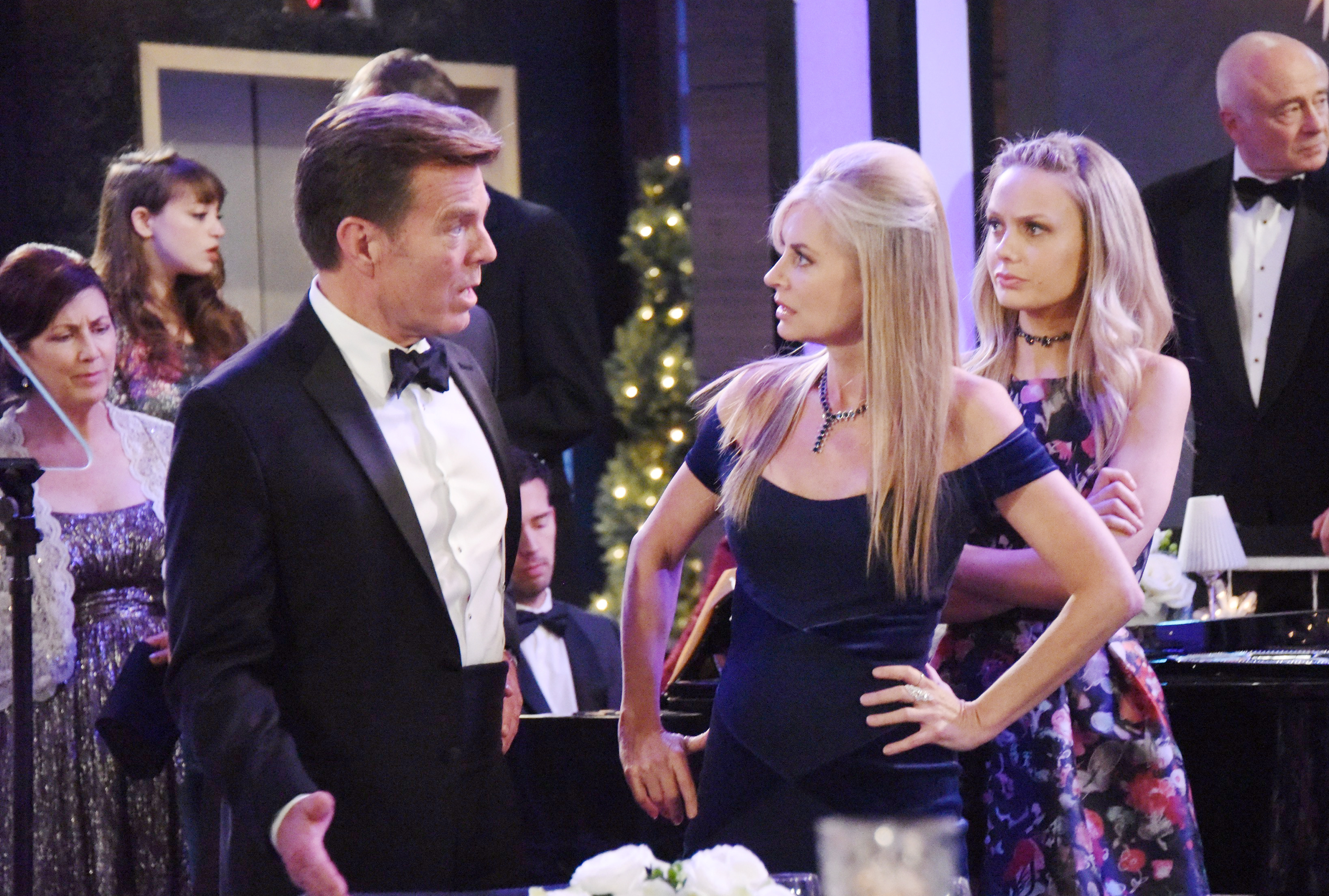 The Young + the Restless- Episode 11083