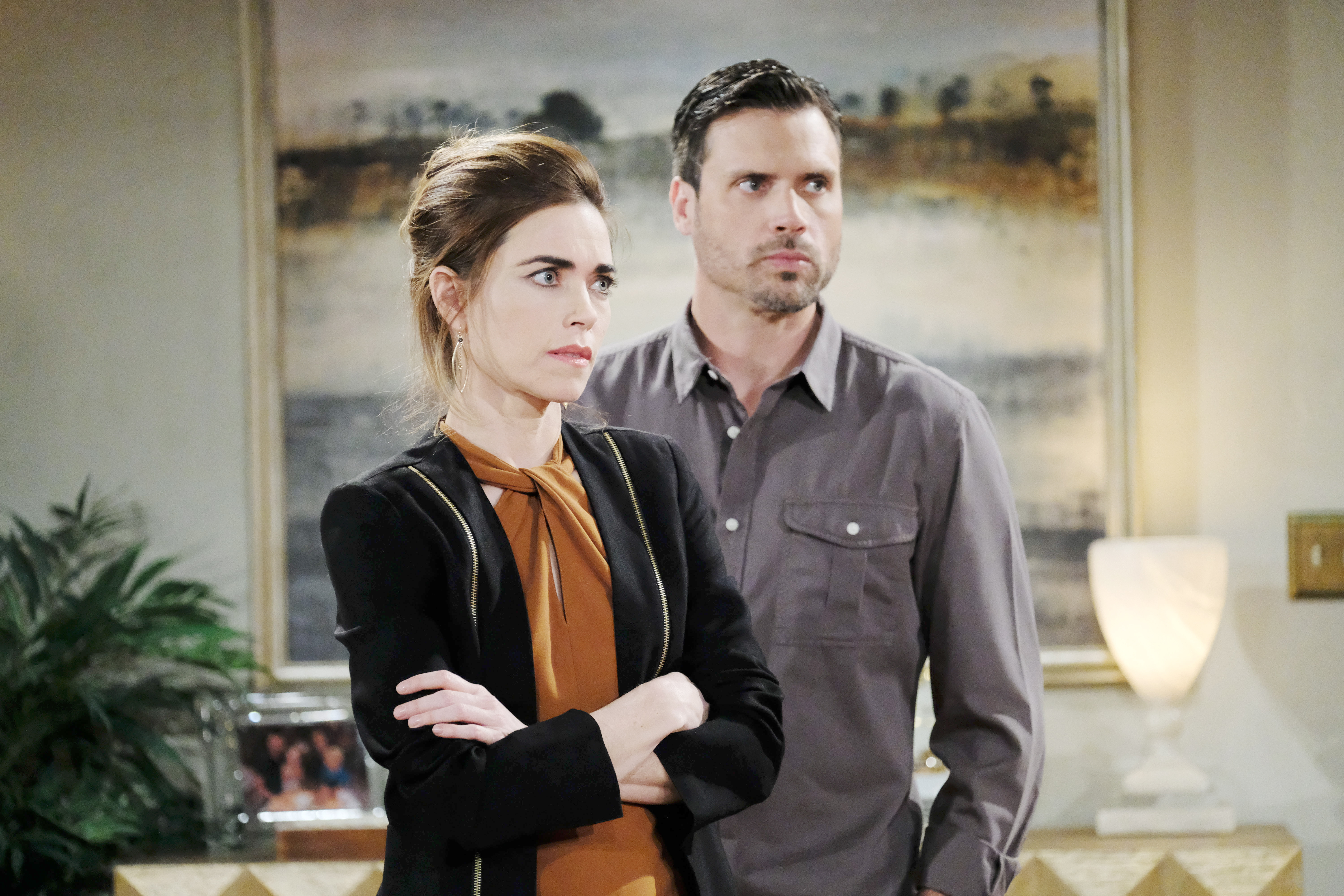 The Young and the Restless- Episode 11164