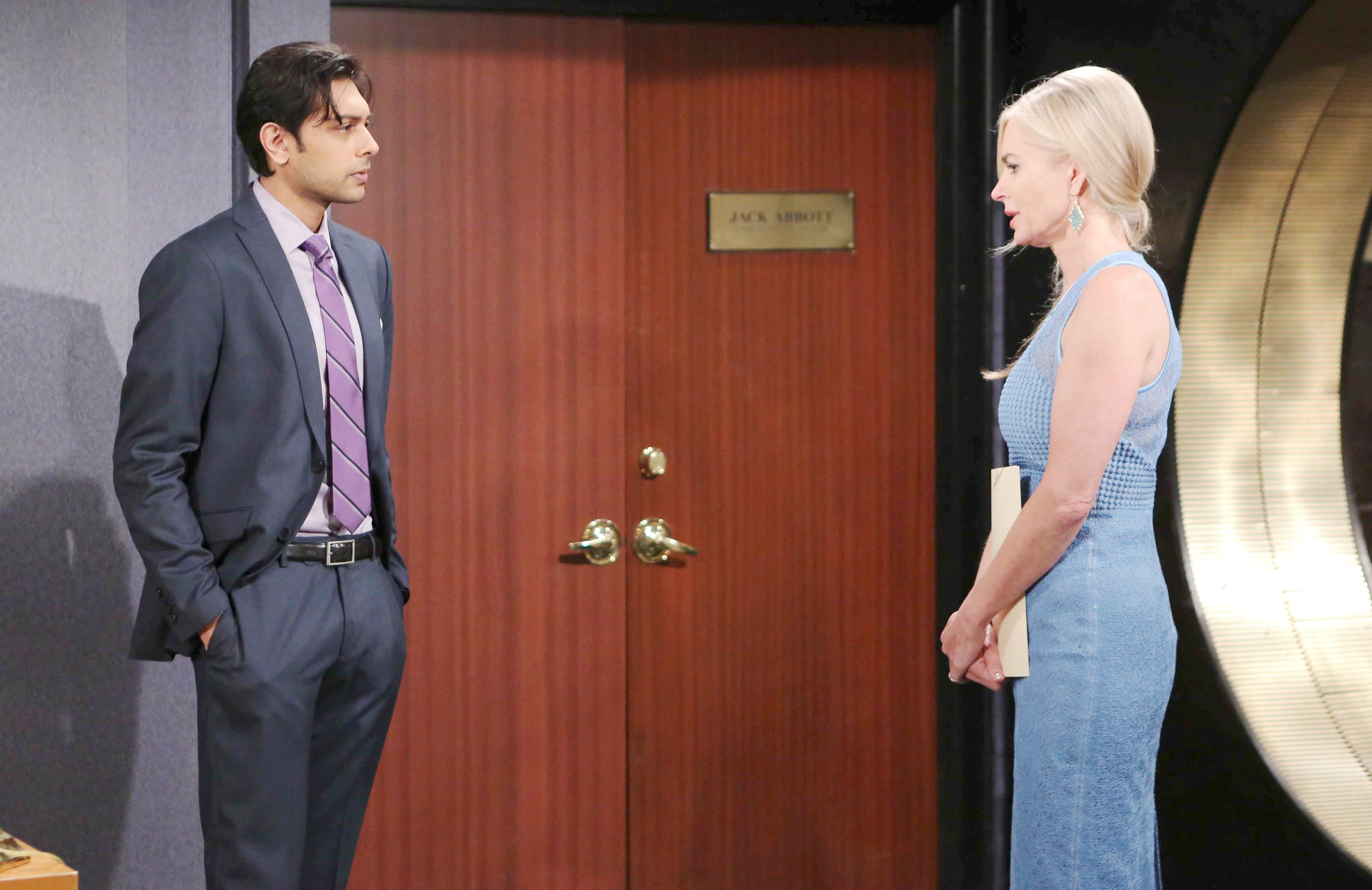 The Young and the Restless- Episode 11167