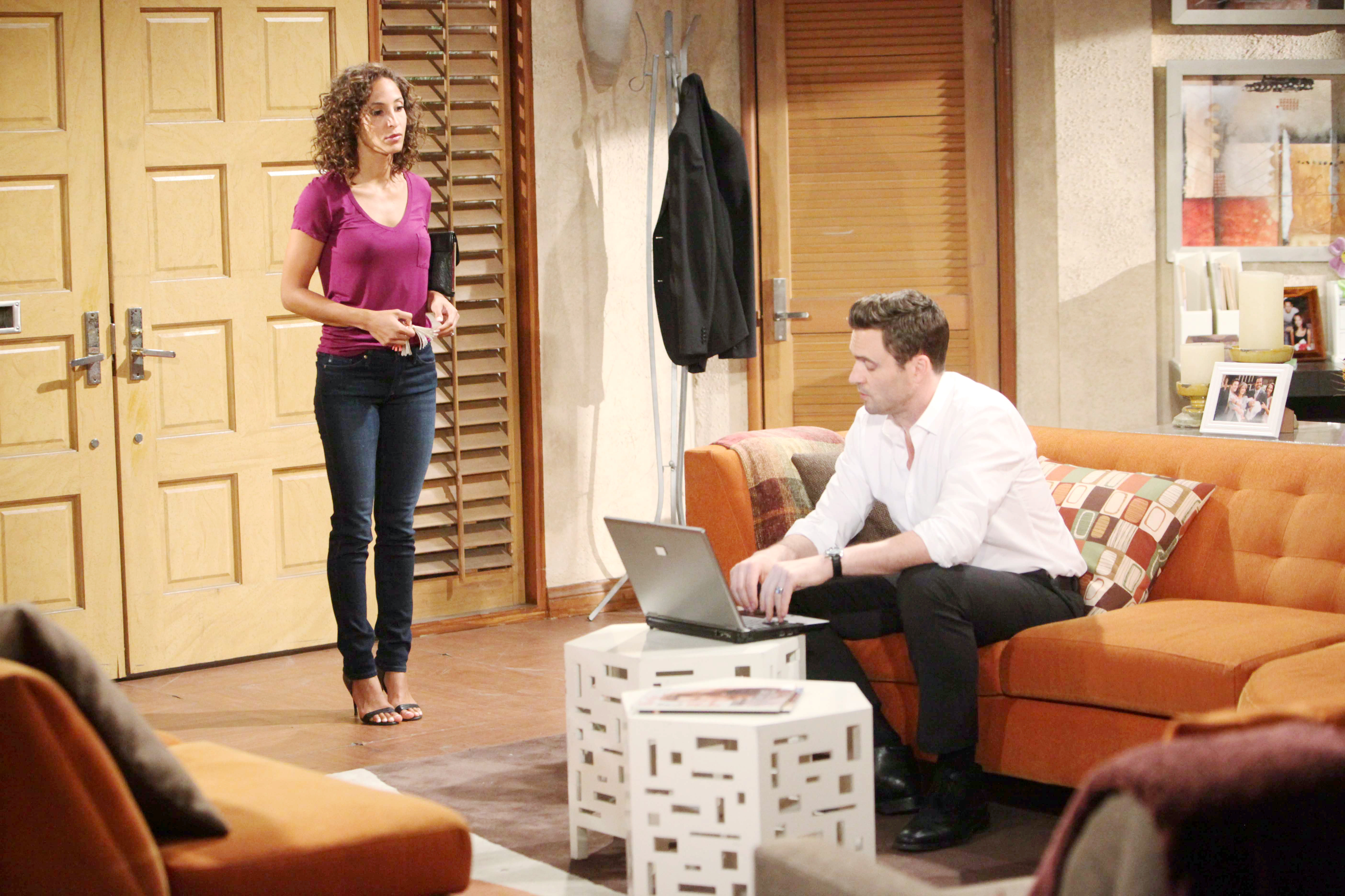 YOUNG AND THE RESTLESS- EPISODE 11218