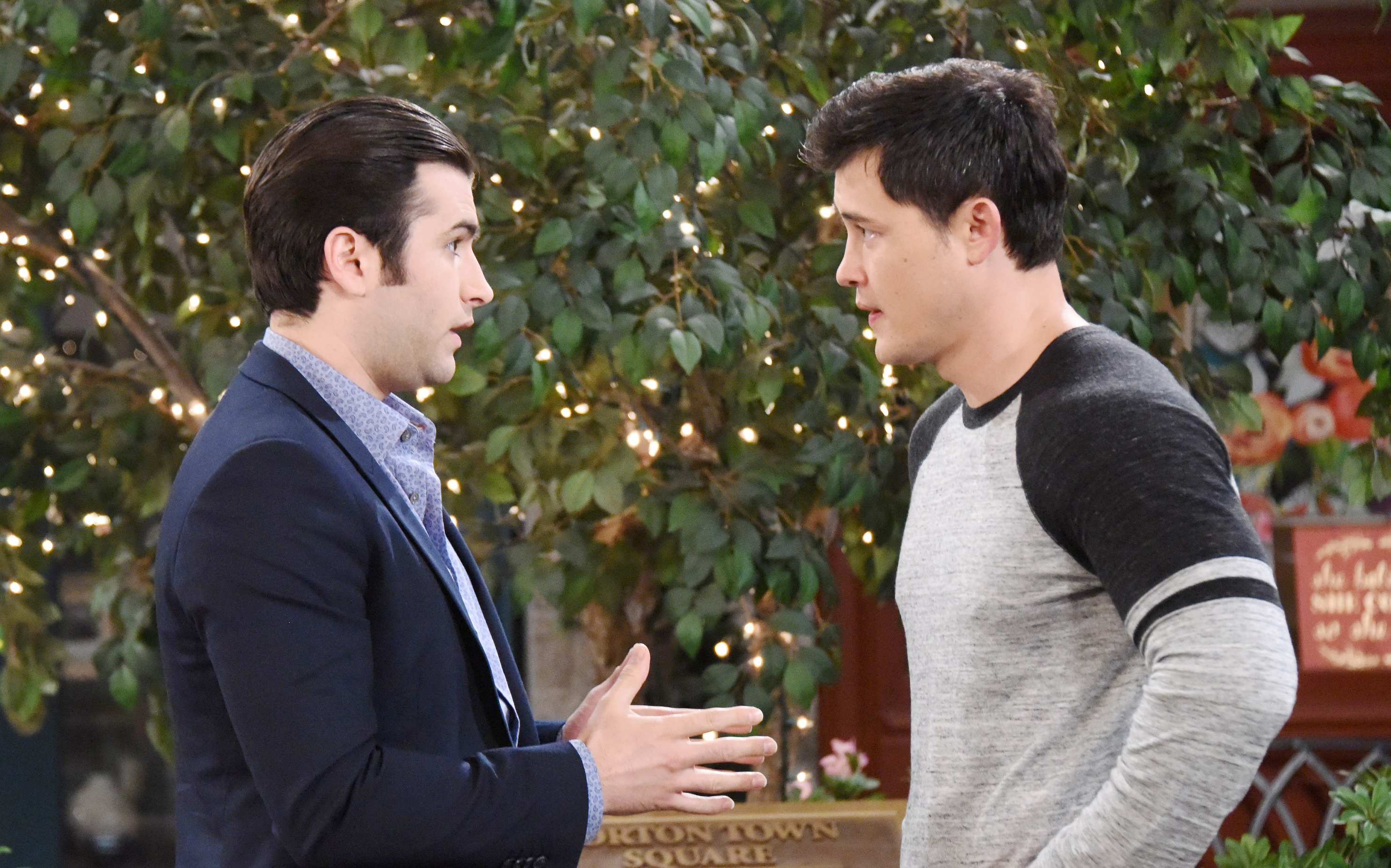 Sonny takes a huge step with Paul on Days Of Our Lives
