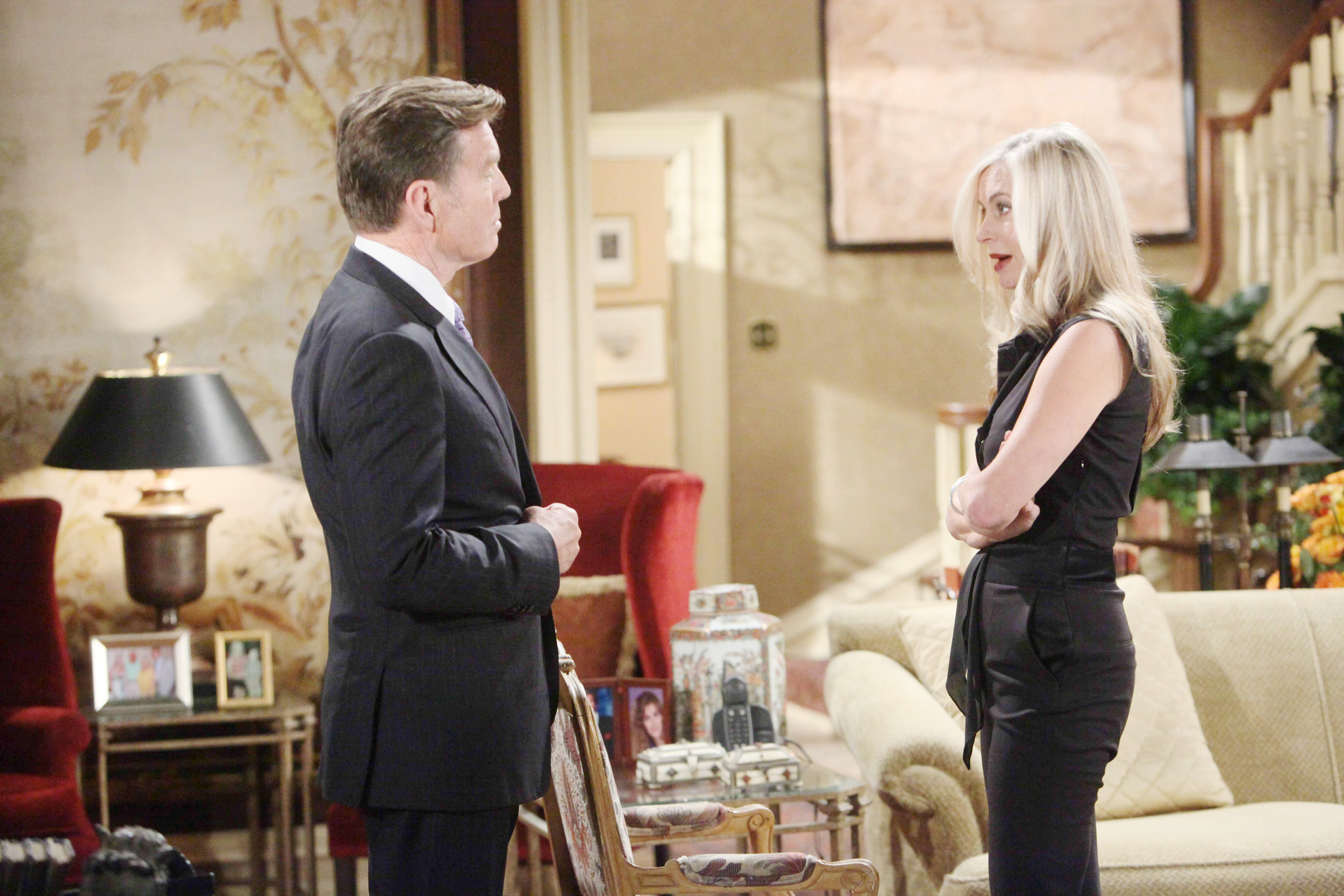 Ashley works to repair her family on The Young and the Restless