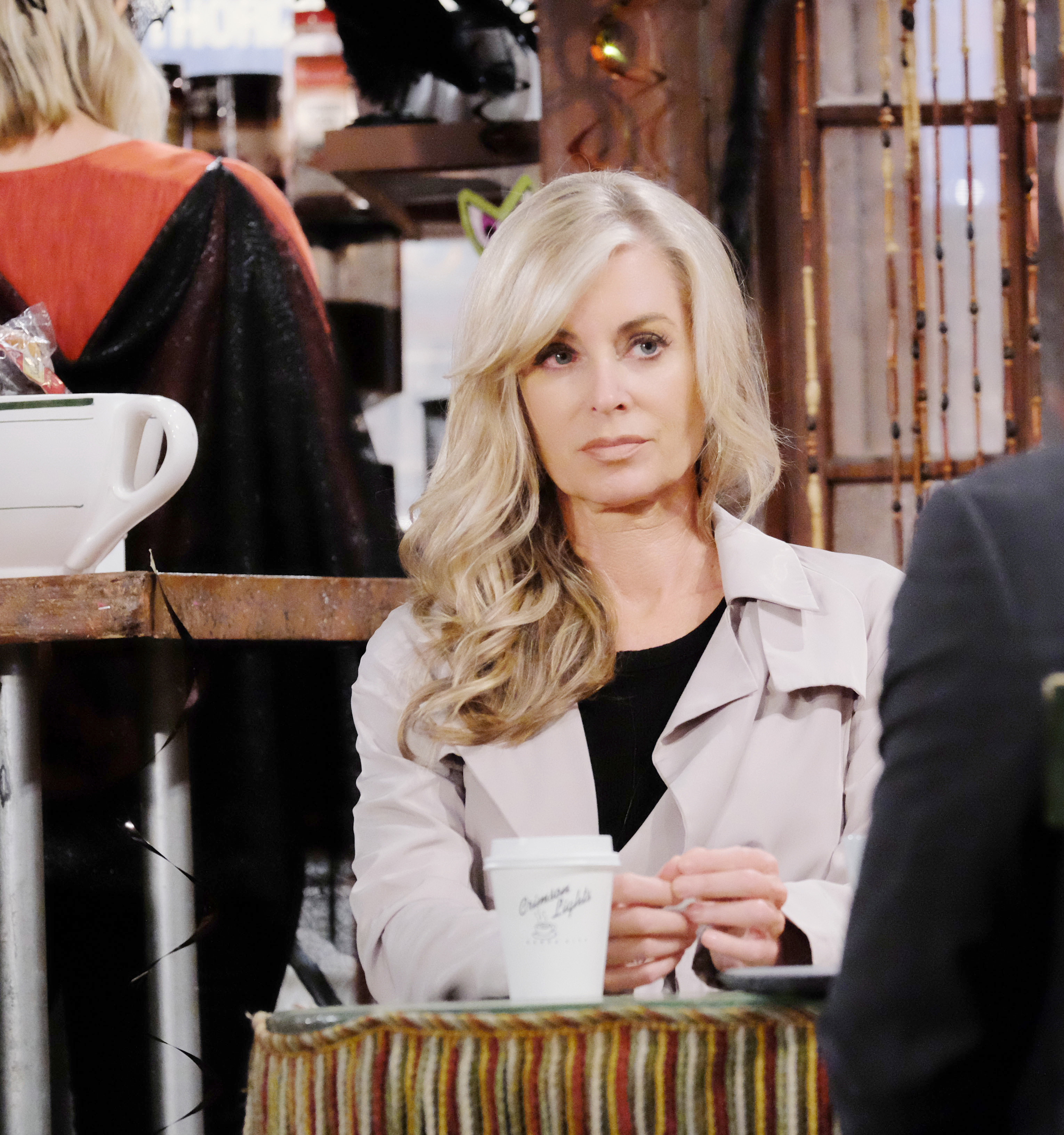 •Friday, 8/25- Abby presses Victor for information on Ashley's past on The Young and the Restless