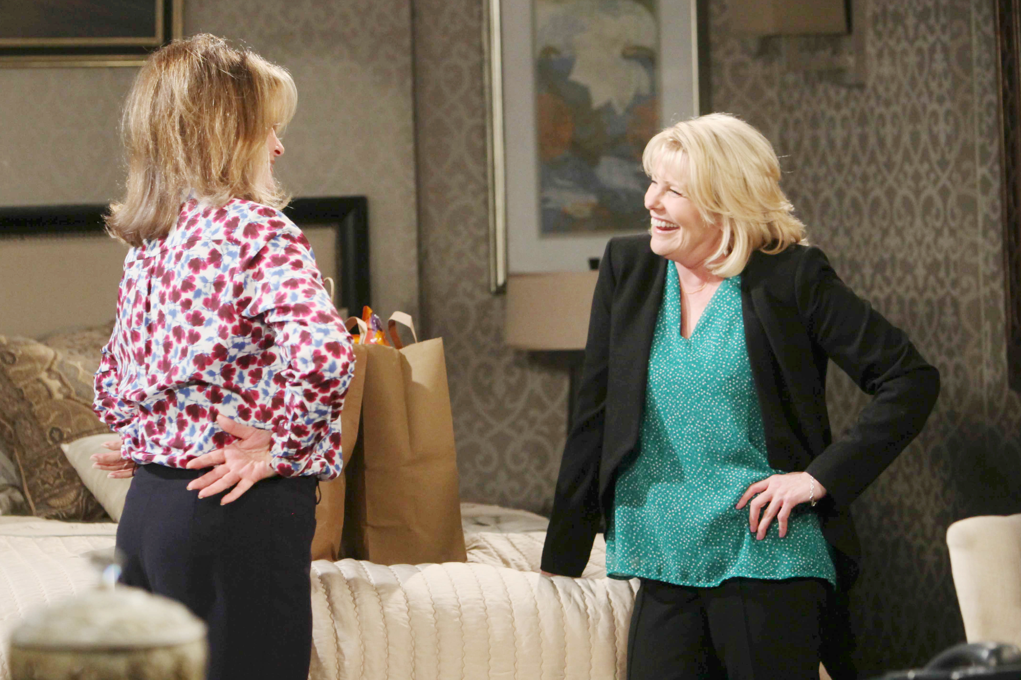 Days of Our Lives Spoilers: Bonnie makes a bold move.