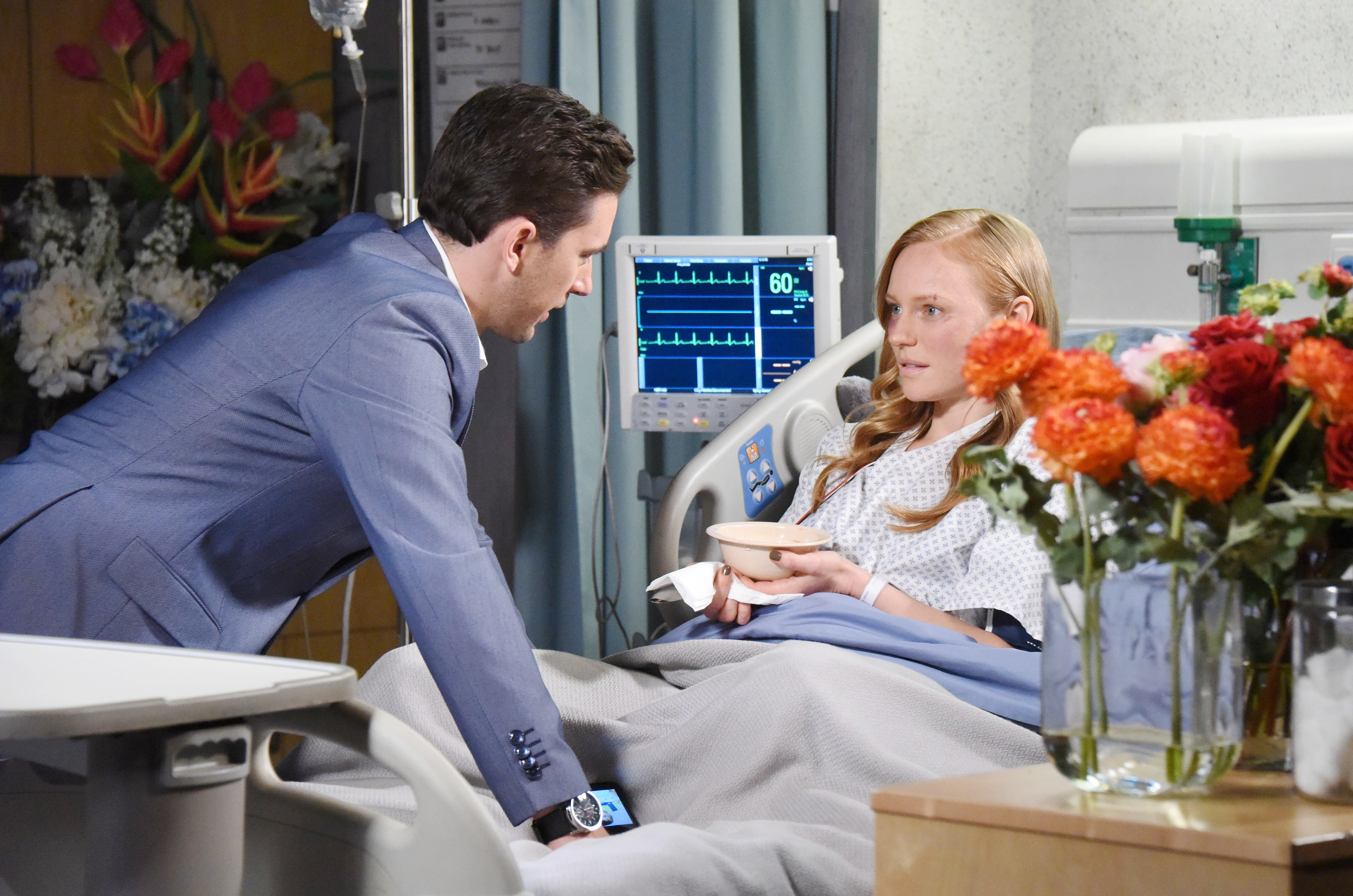 Days of Our Lives Spoilers: Chad and Abigail share their big news with Jennifer and JJ.