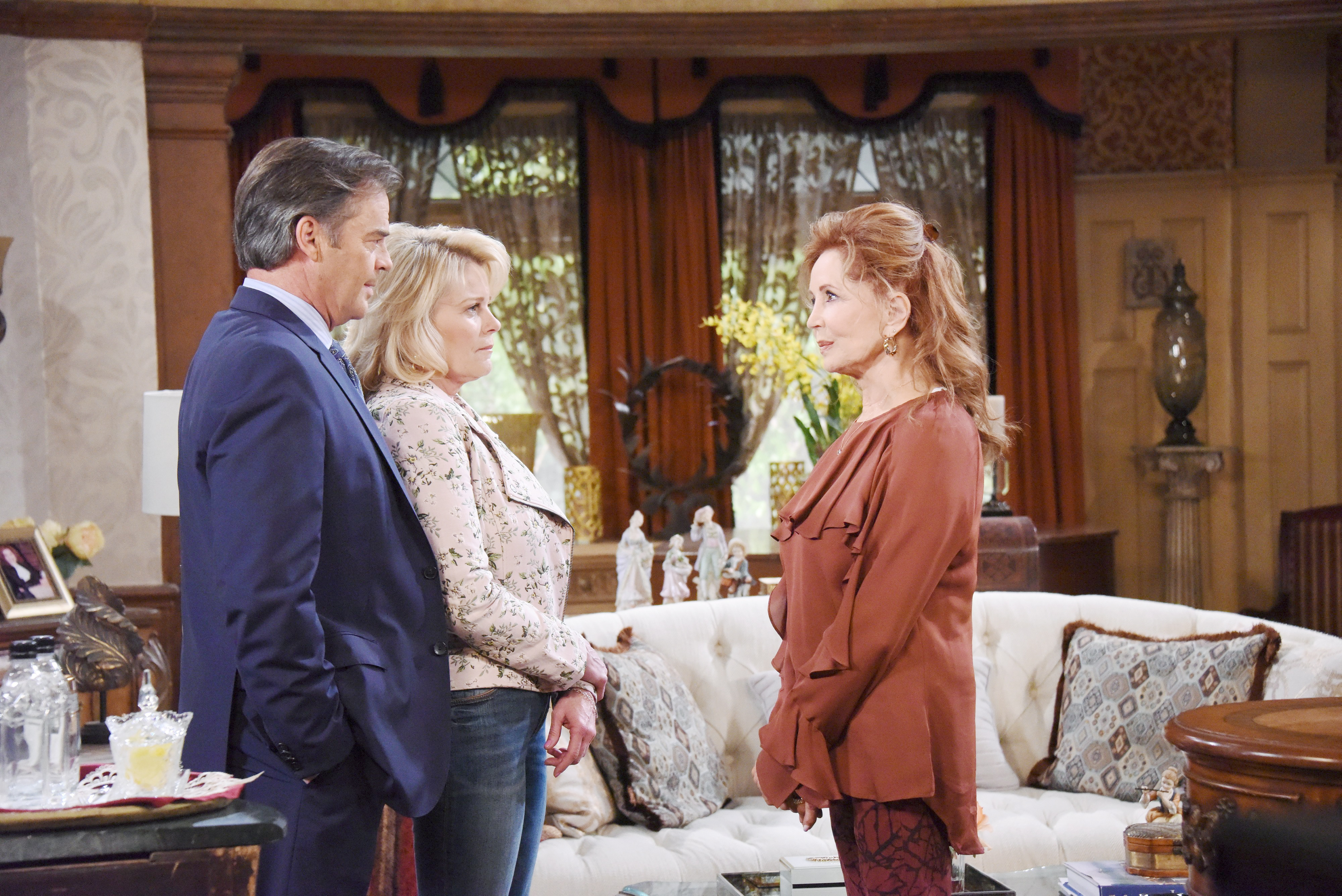Days of Our Lives Spoilers: Maggie confronts Bonnie about Sheila.