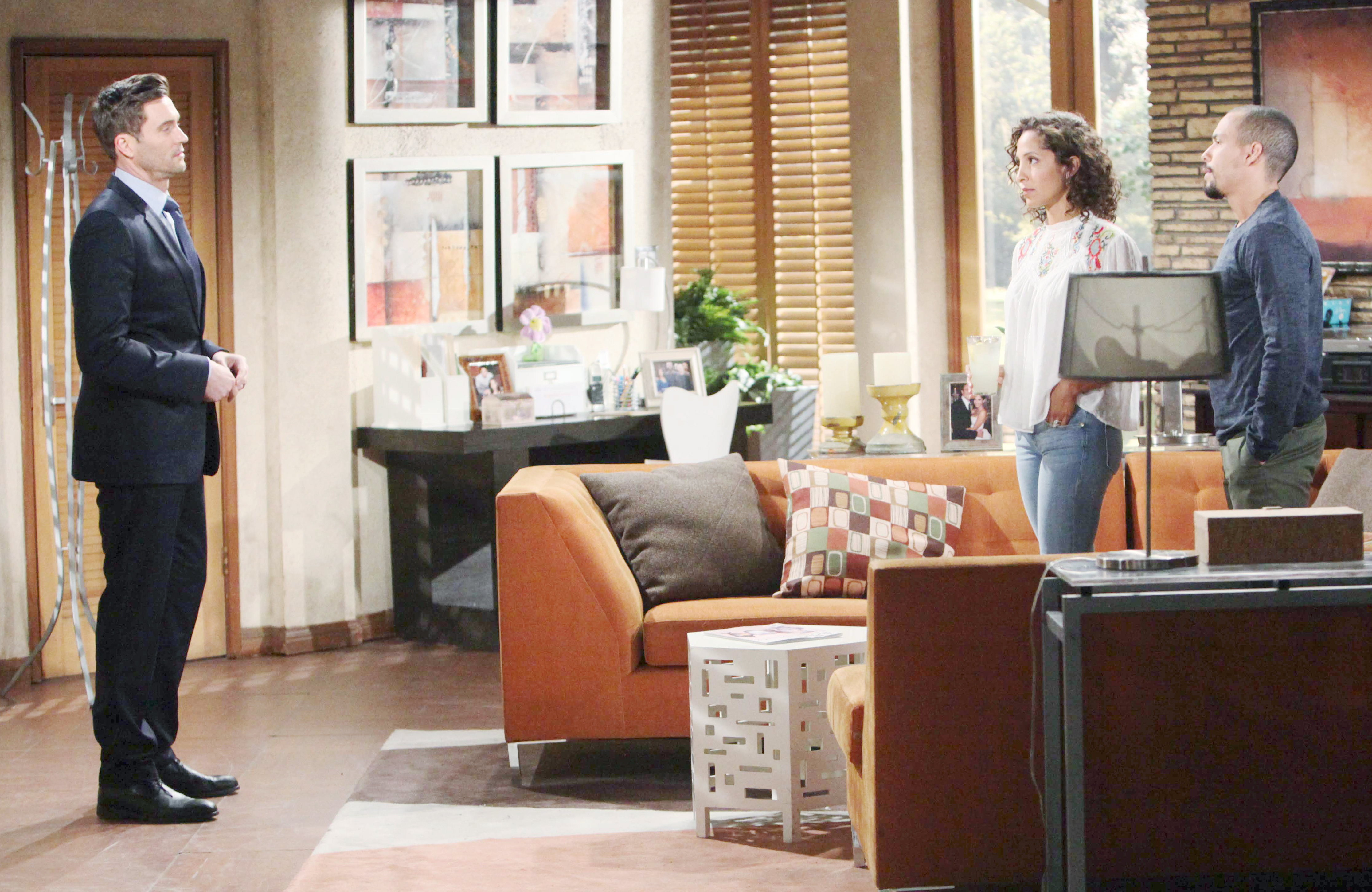 The Young and the Restless Spoiler: Cane scores a victory.