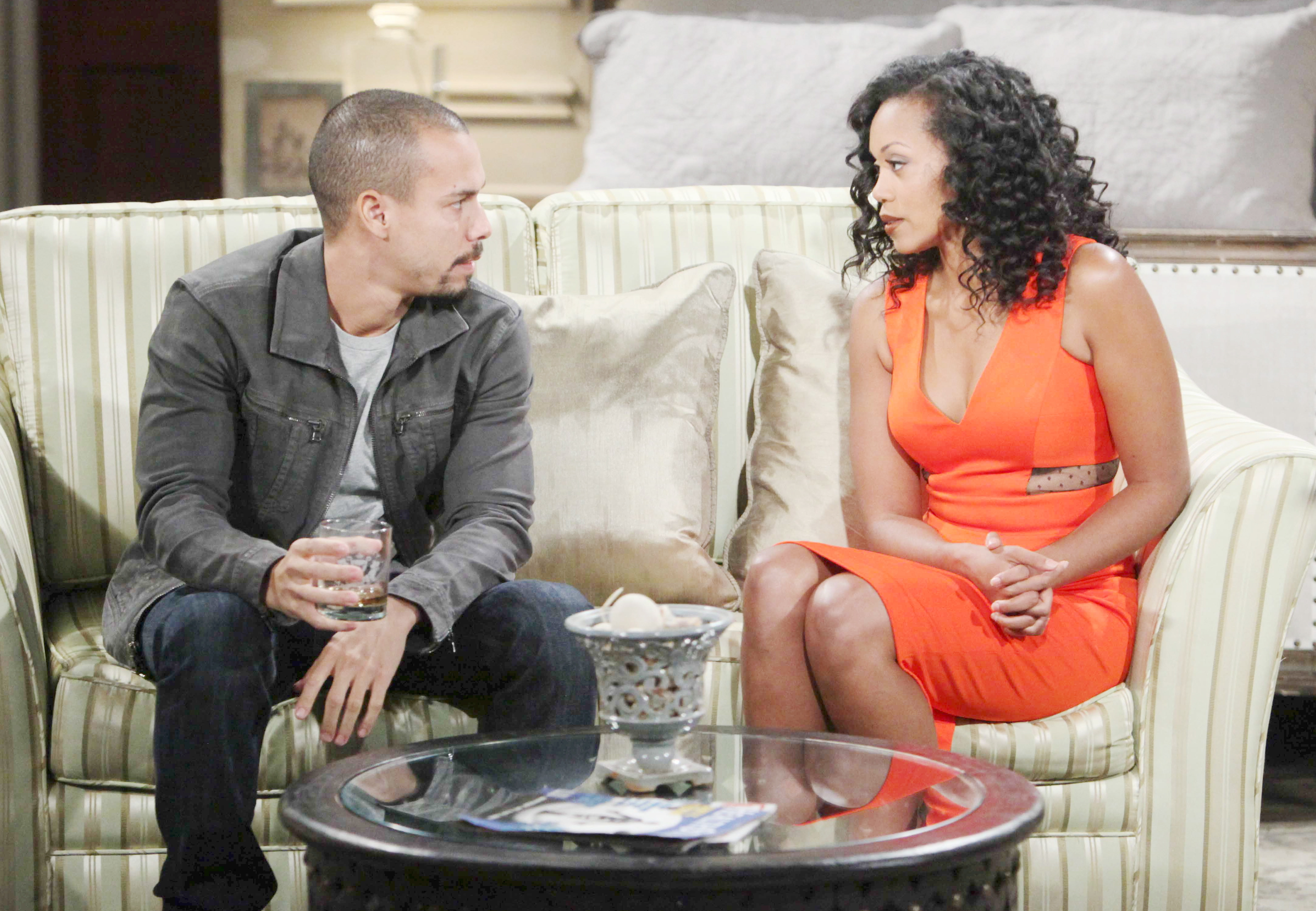 The Young and the Restless Spoiler: Lily smells trouble for Devon