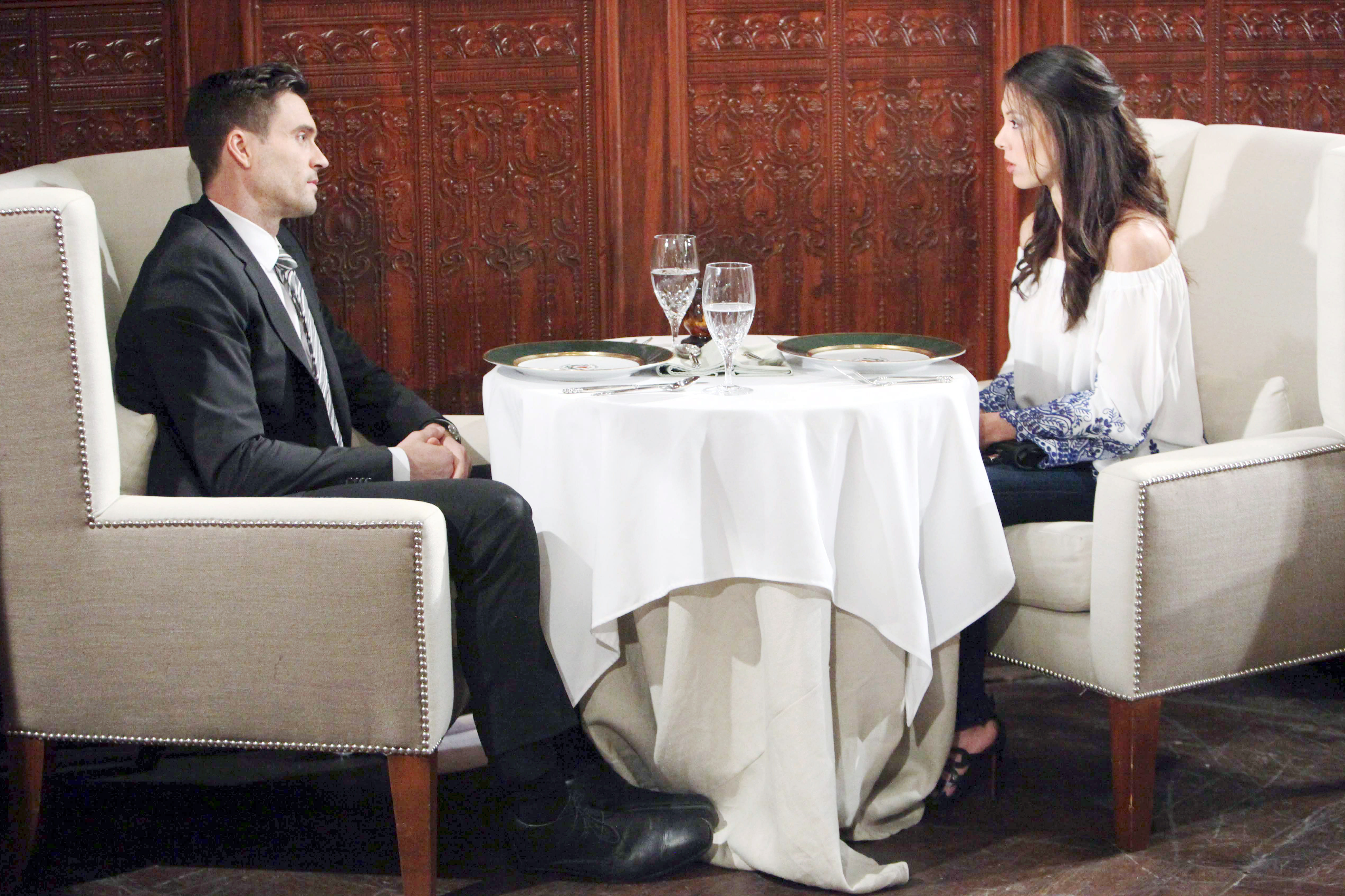 The Young and the Restless Spoiler: Cane and Juliet learn news about their baby.