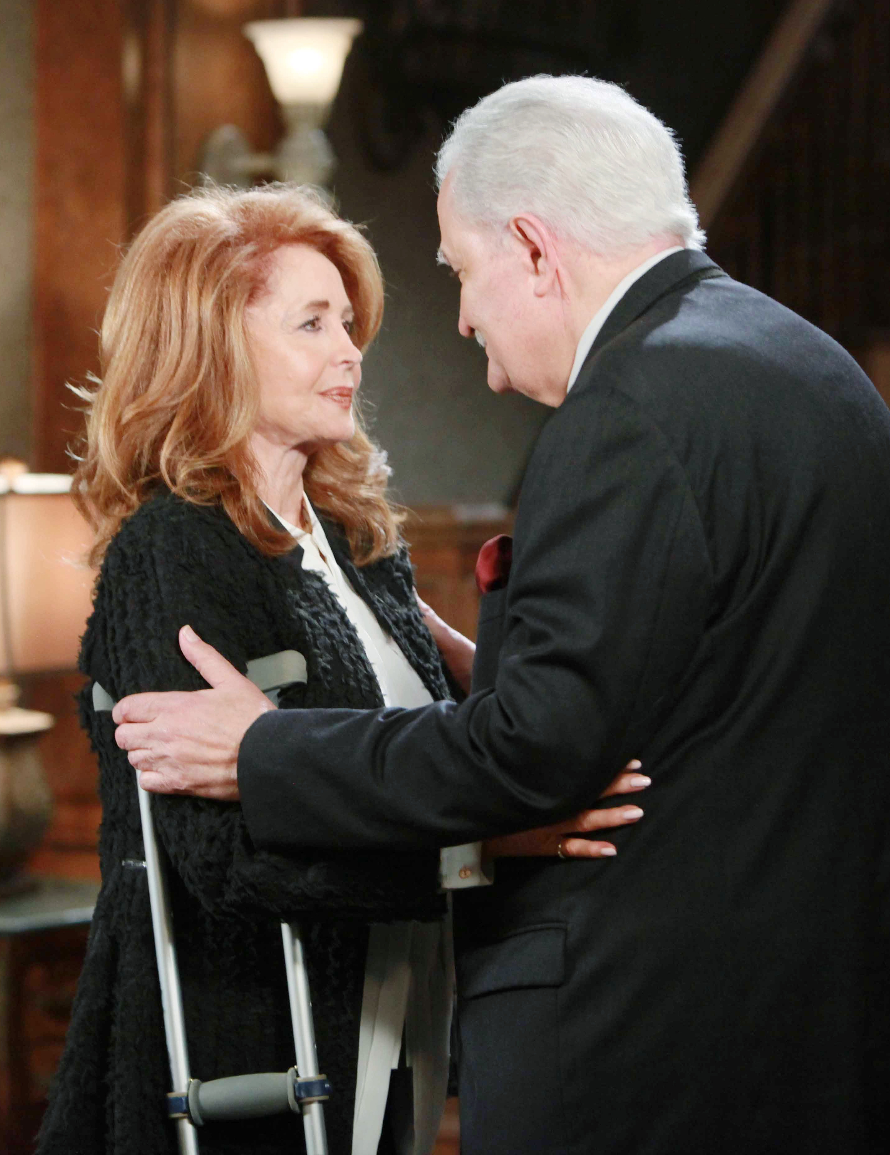 Days Of Our Lives Spoilers:  •Maggie and Justin interrupt Bonnie and Victor's wedding.