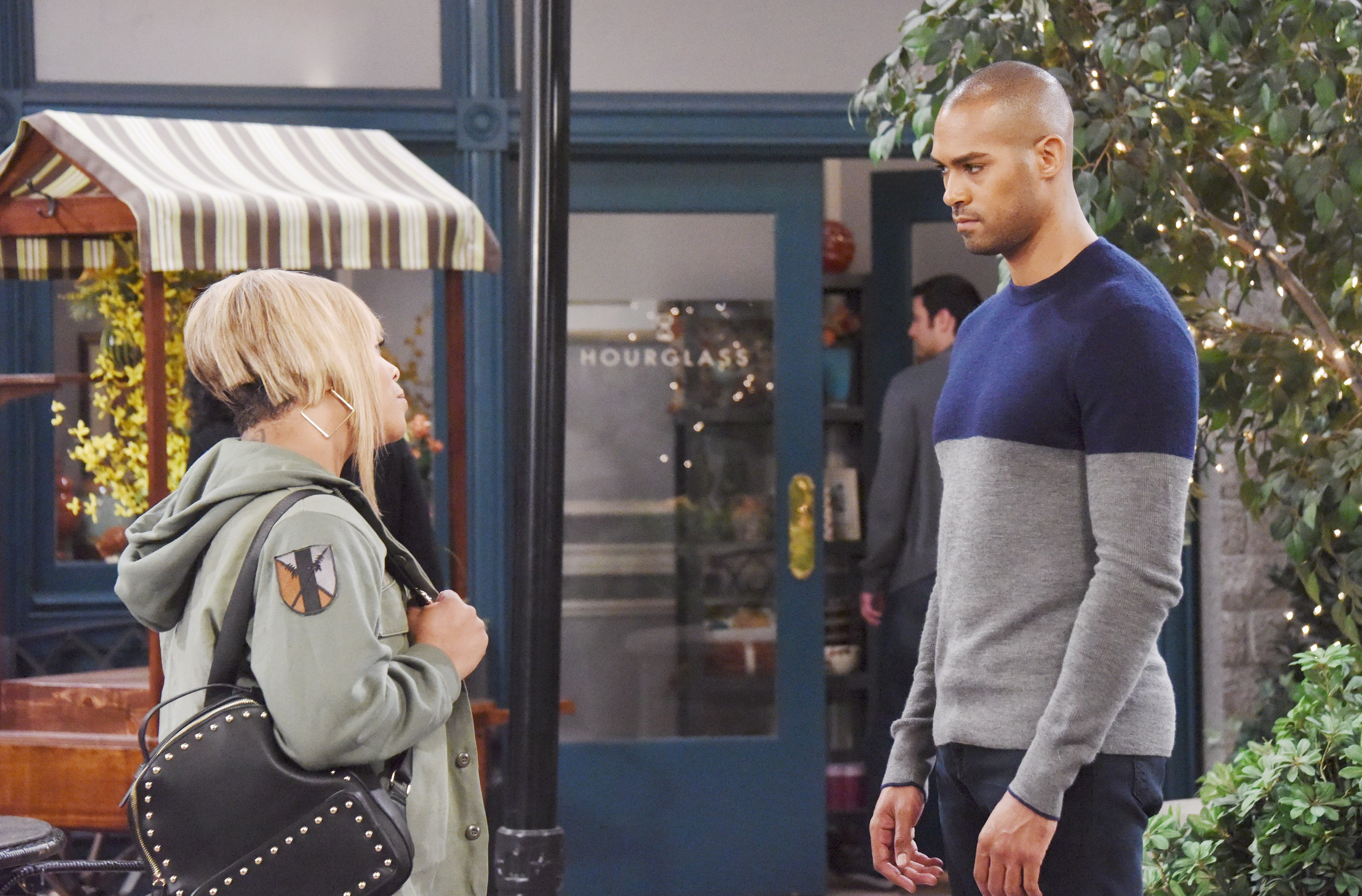Days Of Our Lives Spoilers: •Sheila turns to Eli for help.