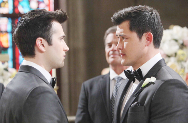 Days of Our Lives Spoilers: Sonny and Paul get ready to get married on Days of Our Lives.