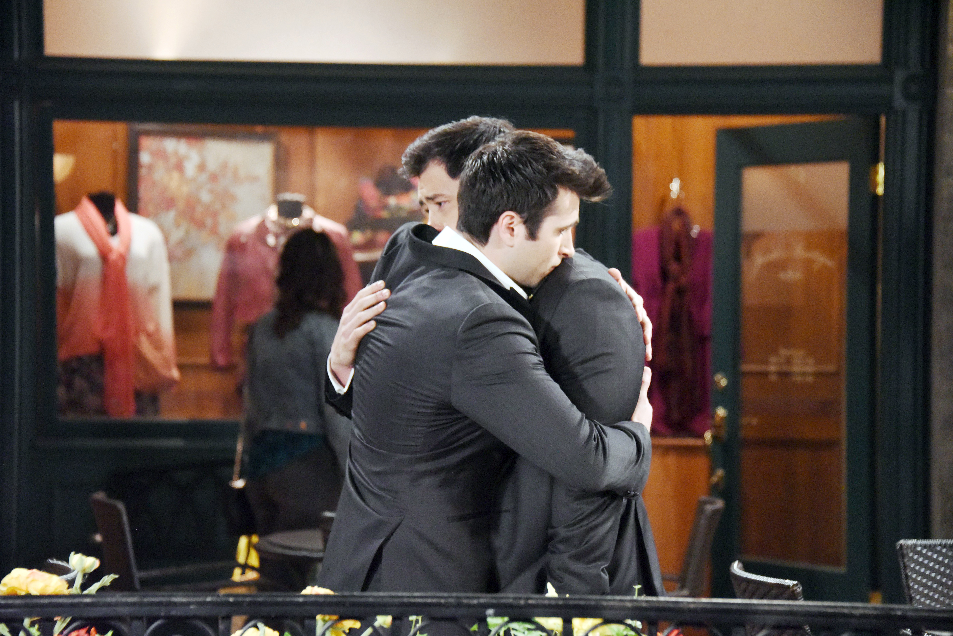 DOOL Spoilers: Paul and Sonny's relationship is strained as they deal with the Will situation.