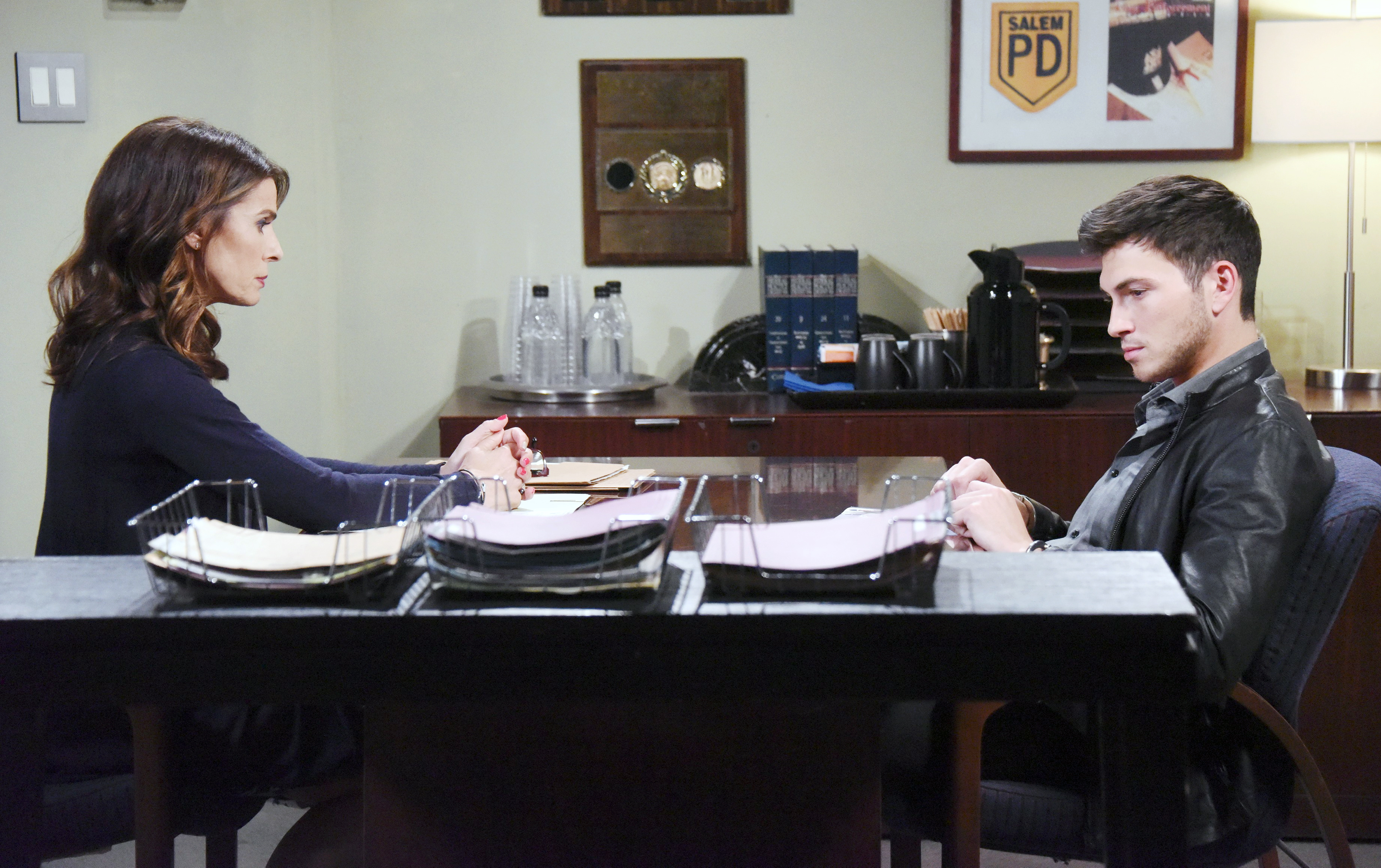 Days of Our Lives Spoilers: Hope gets important information out of Ben.