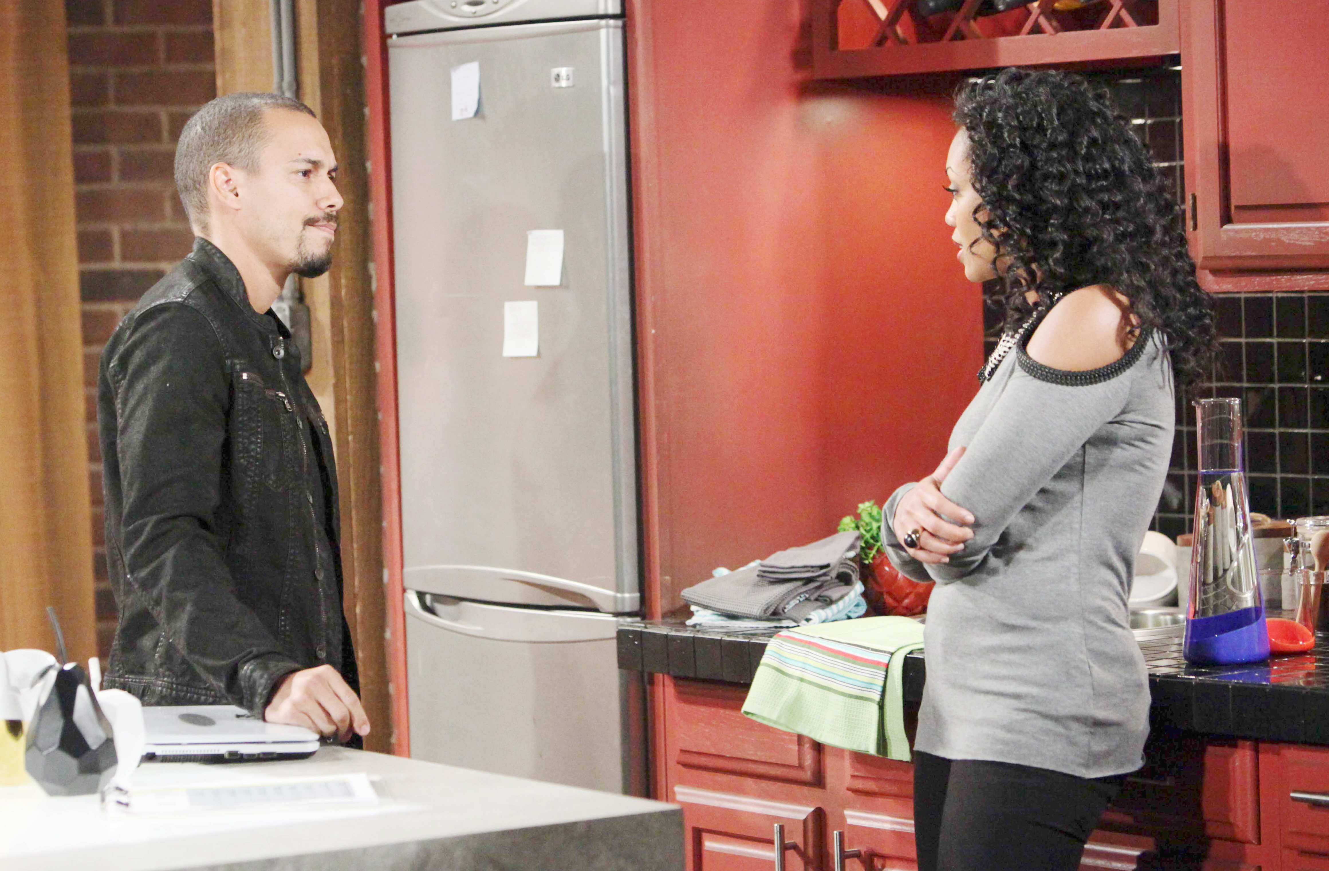 The Young and the Restless Spoilers: Hilary lets her guard down with Devon.