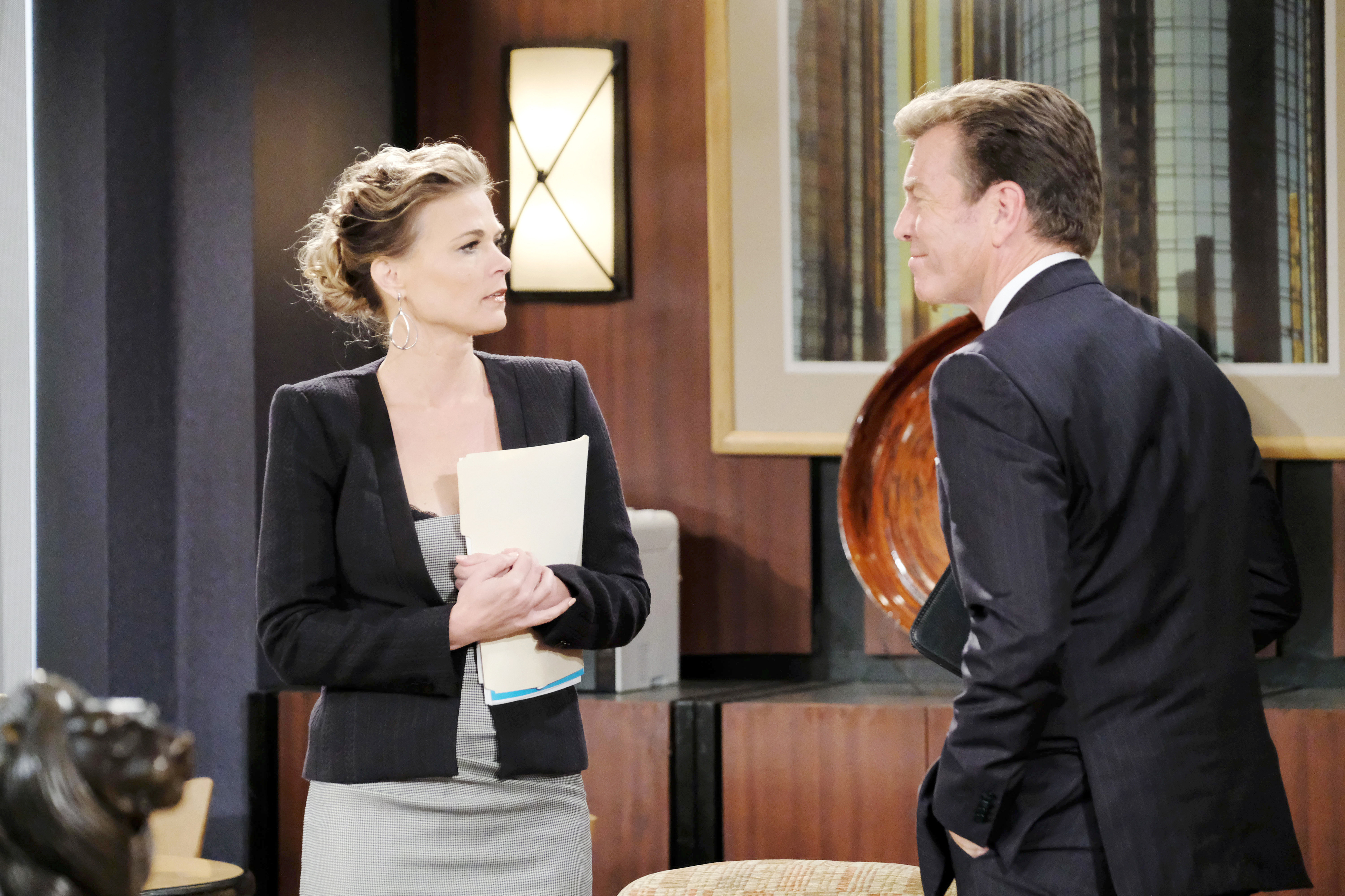 The Young and the Restless Spoilers: Jack forces Phyllis to face the truth about Billy's deception.