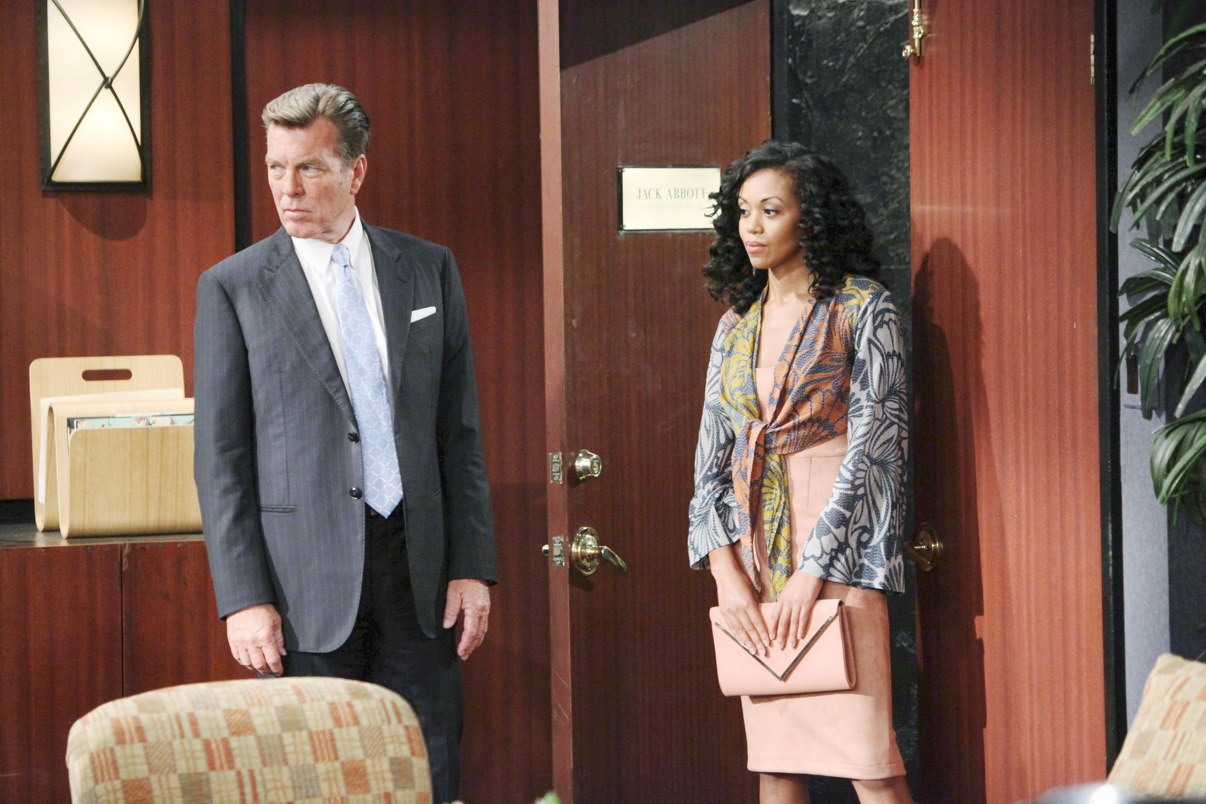 Y&R Spoilers: Hilary makes nice with an enemy.