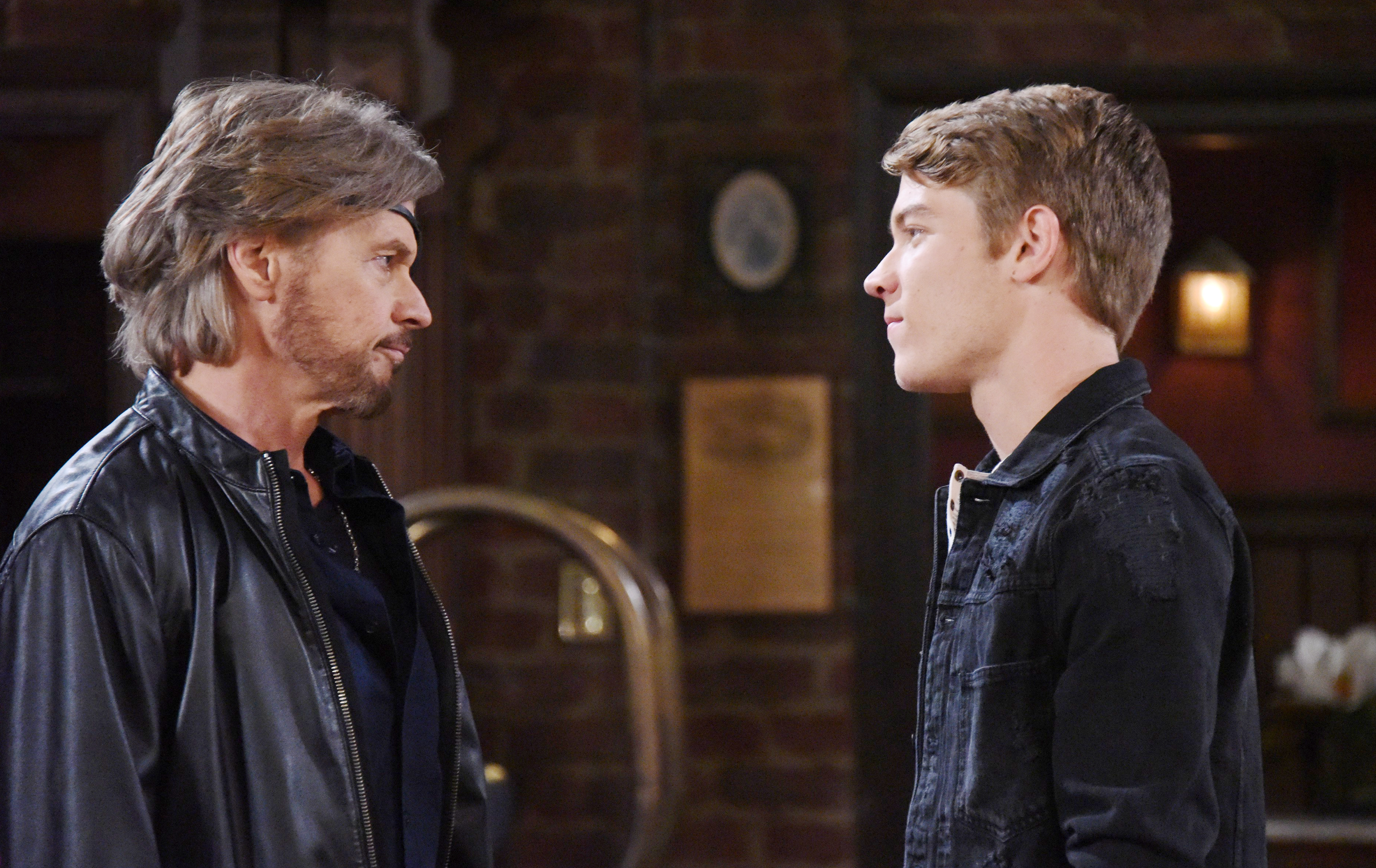 DOOL Spoilers: Tripp confides his growing affection for Claire to Steve.