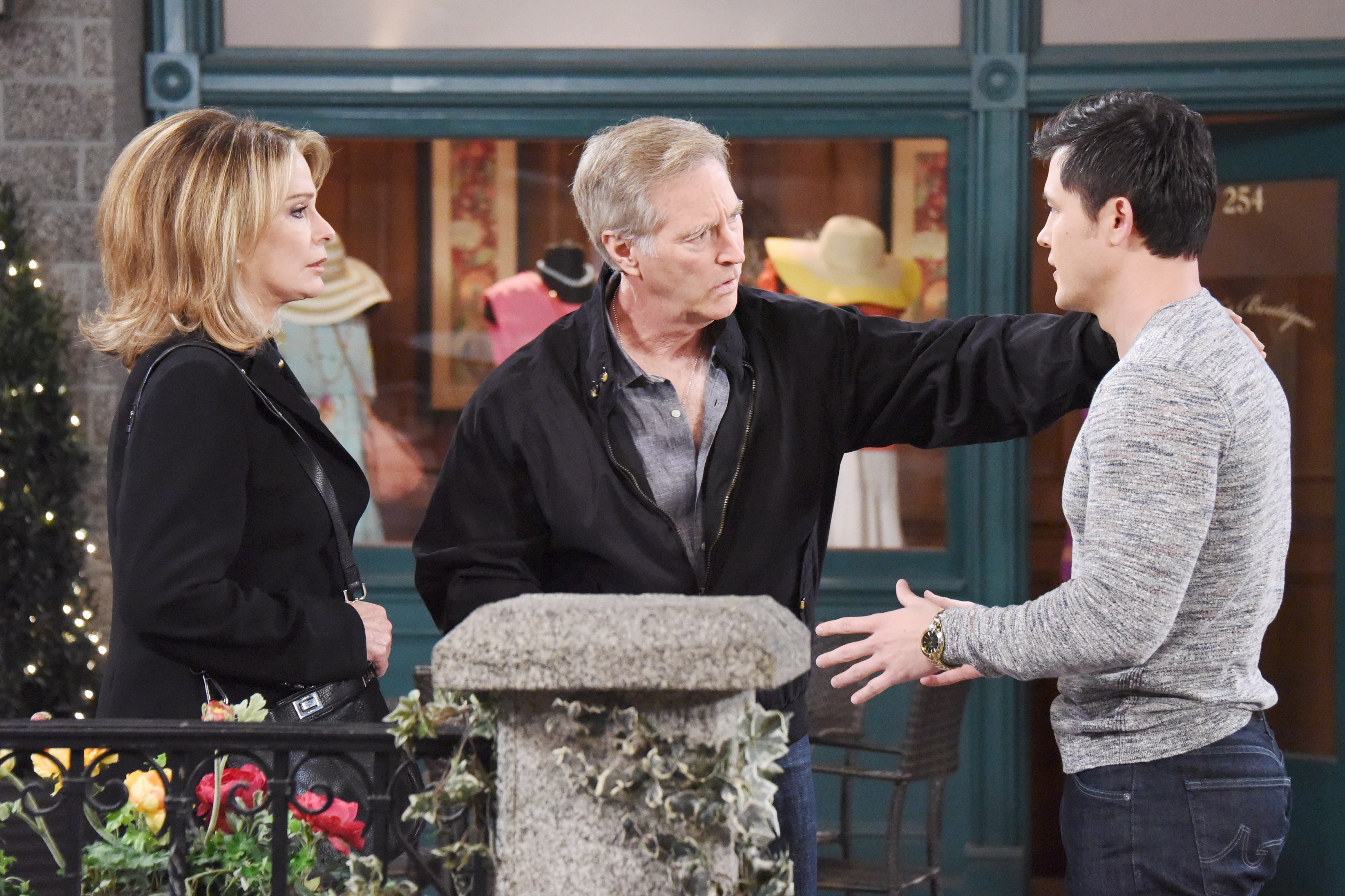 Days Of Our Lives Spoilers: Paul confides in John about his deception.