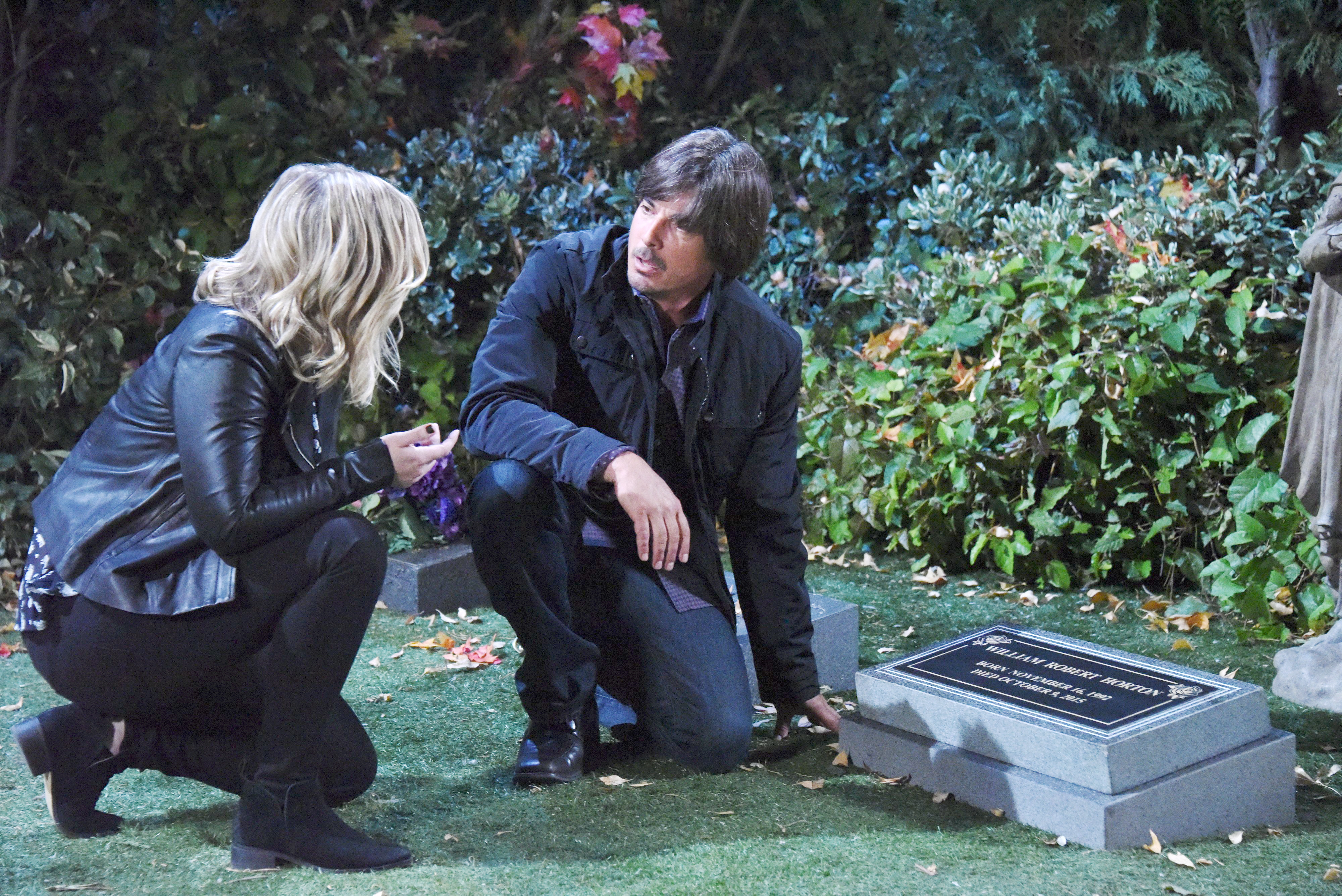 Days Of Our Lives Spoilers: Lucas is stunned to see Will and realizes his son is truly alive.