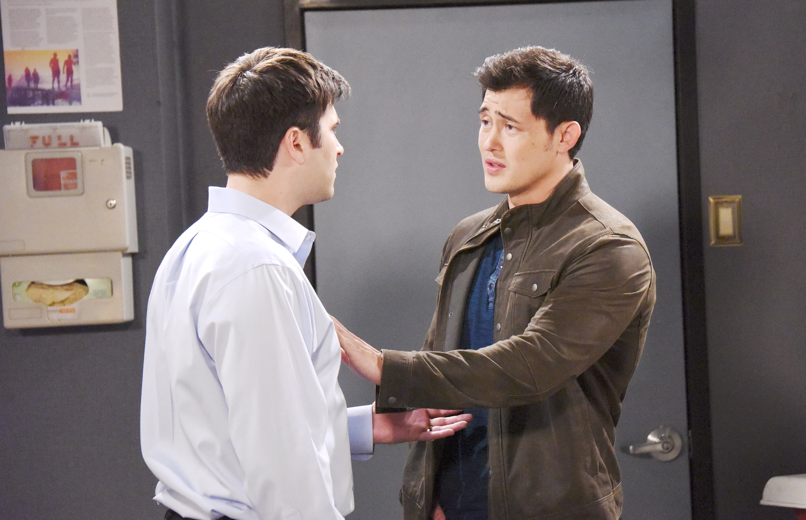 Days Of Our Lives Spoilers: Paul thanks Sonny for defending him, but Sonny makes clear all is not forgiven.