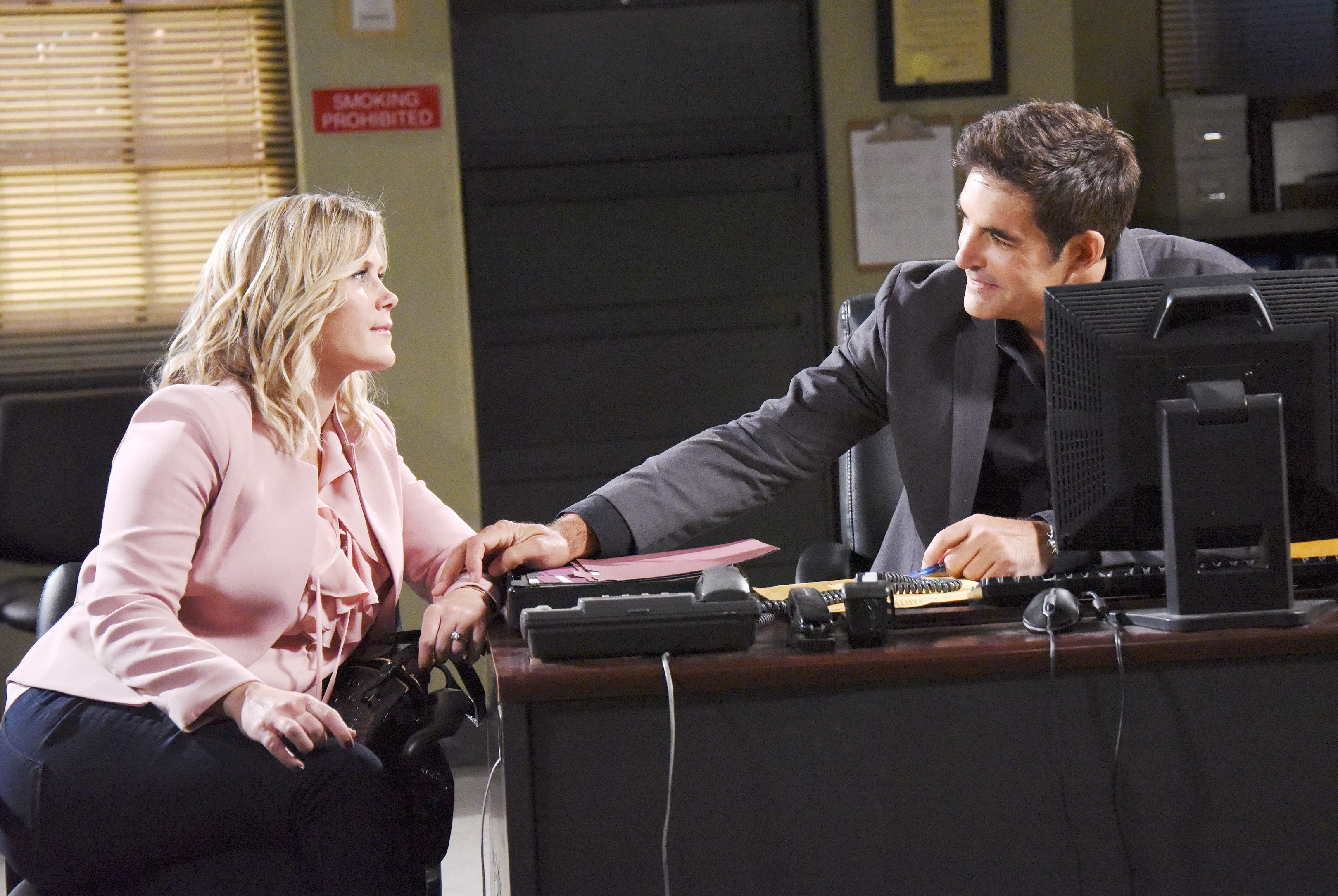 Days Of Our Lives Spoilers: Rafe and Sami seek comfort in one another.
