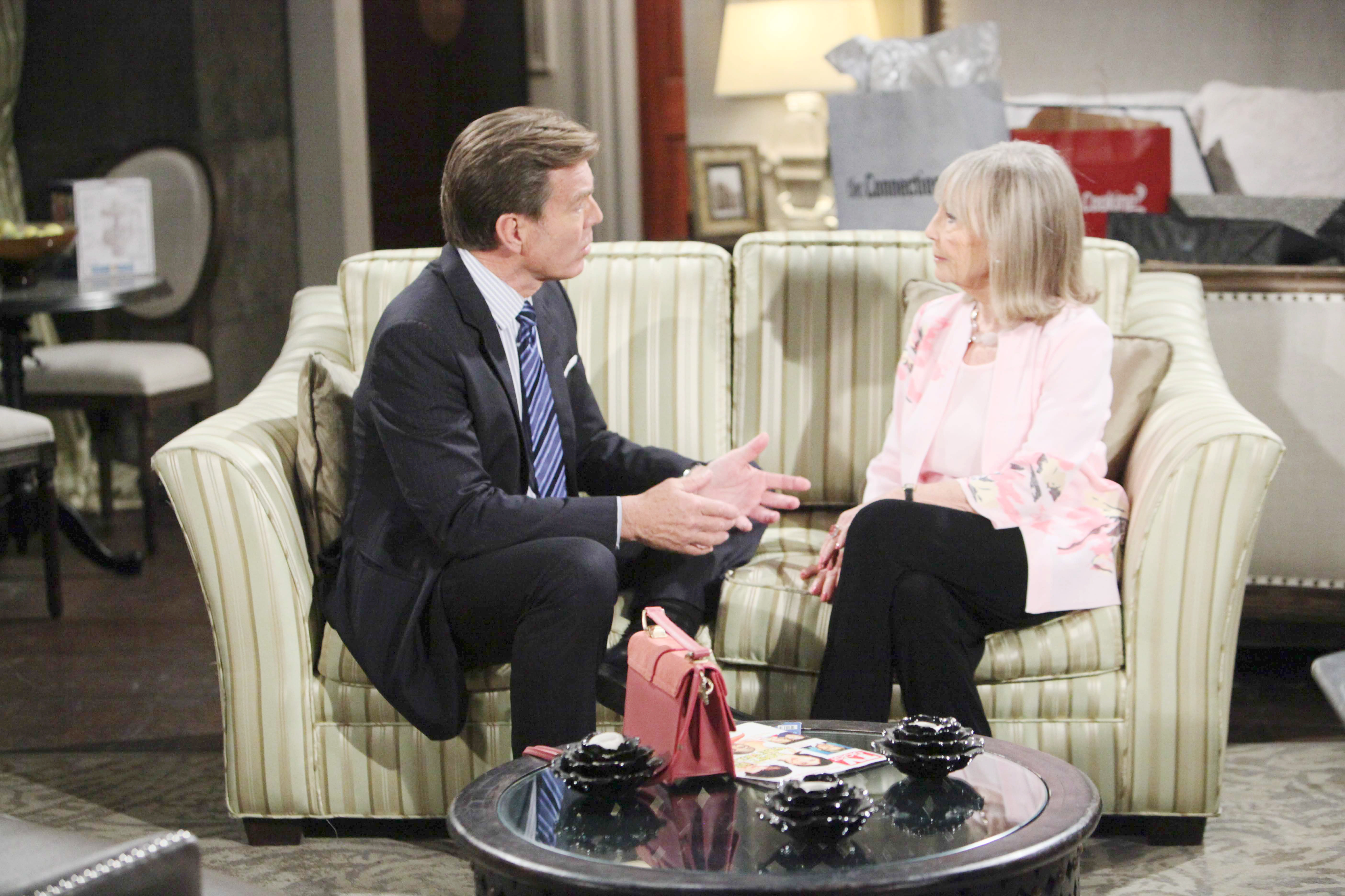 Y&R Spoilers: Jack keeps the peace between Nikki and Dina.