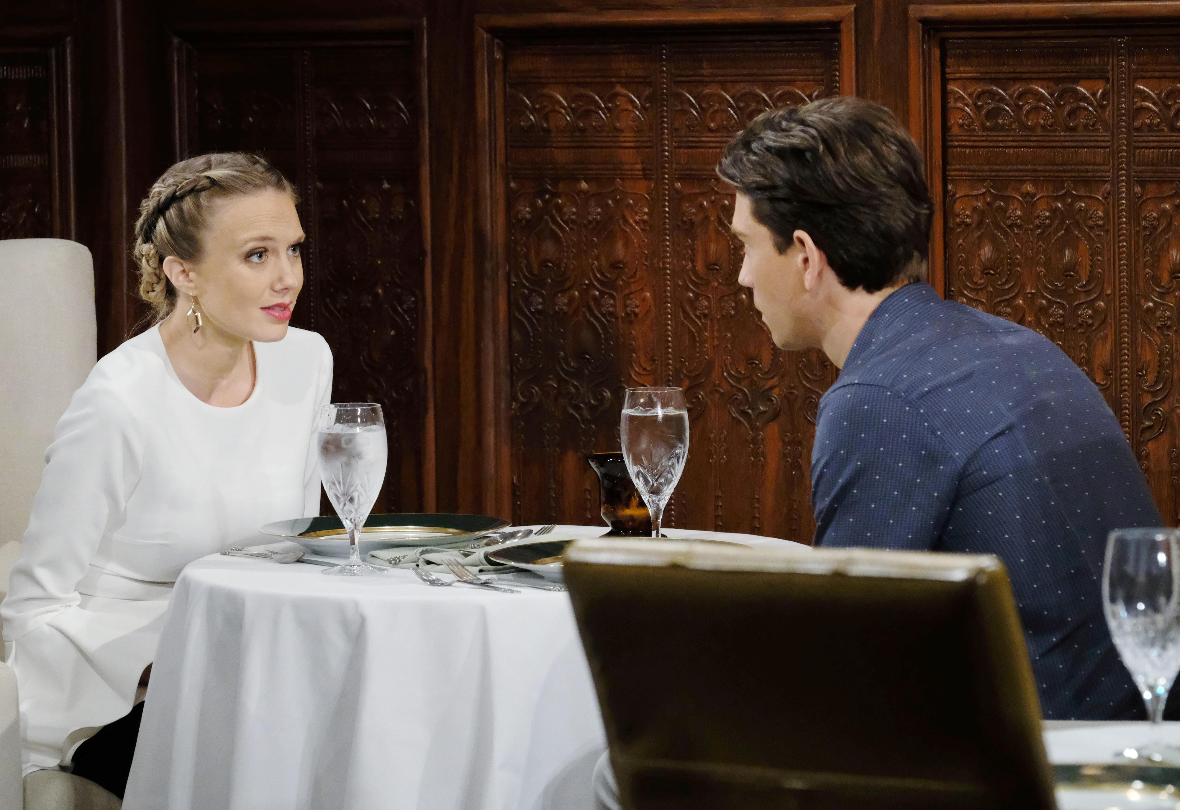 Y&R Spoilers: Abby has a dangerous reunion with Zack.