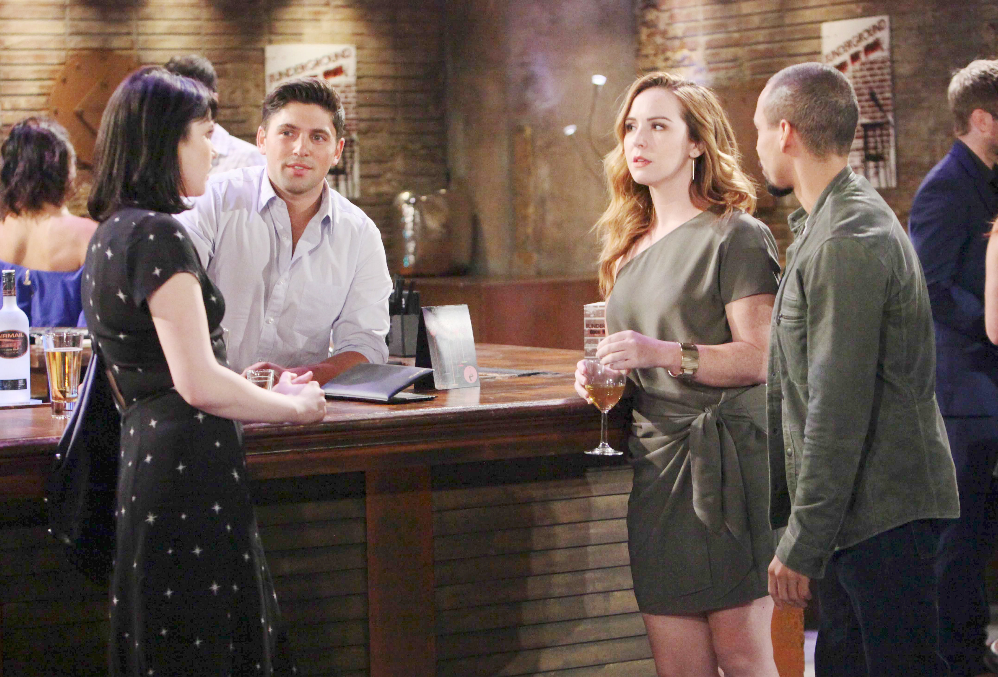 Y&R Spoilers: Mariah and Devon examine their relationship.