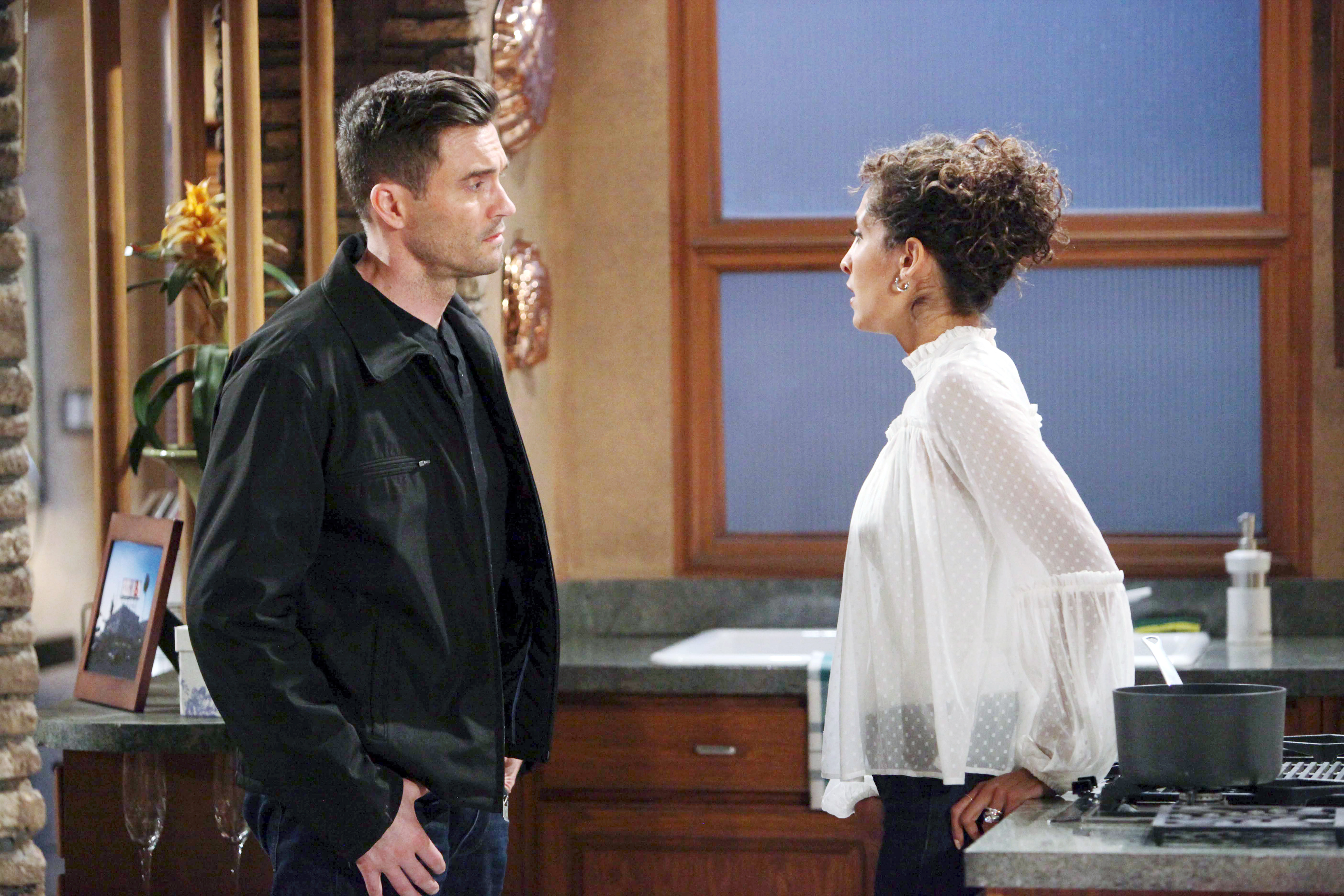 Y&R Spoilers: Lily steps up to help Cane.