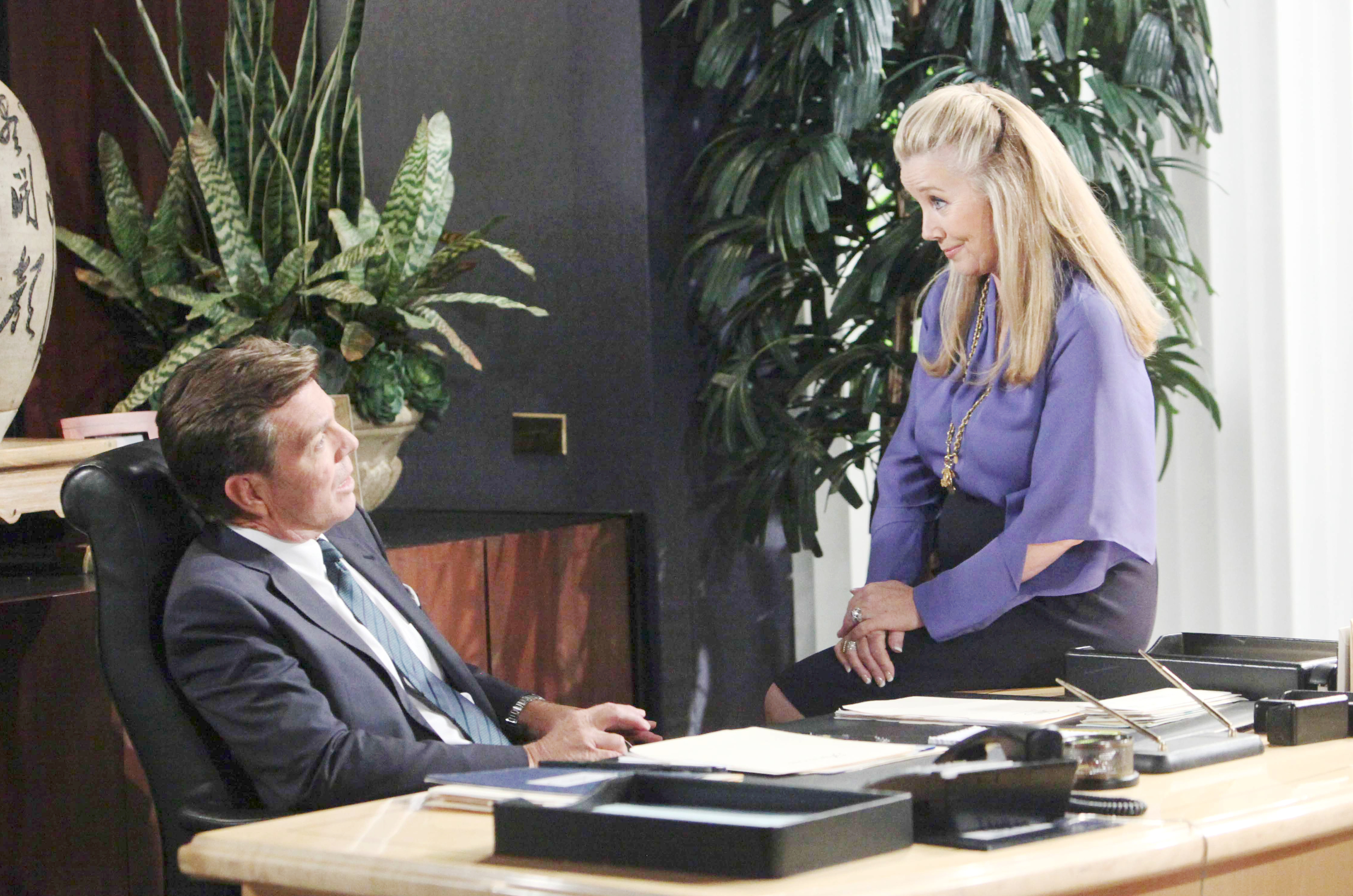 Y&R Spoilers: Jack reevaluates his relationship with Nikki.