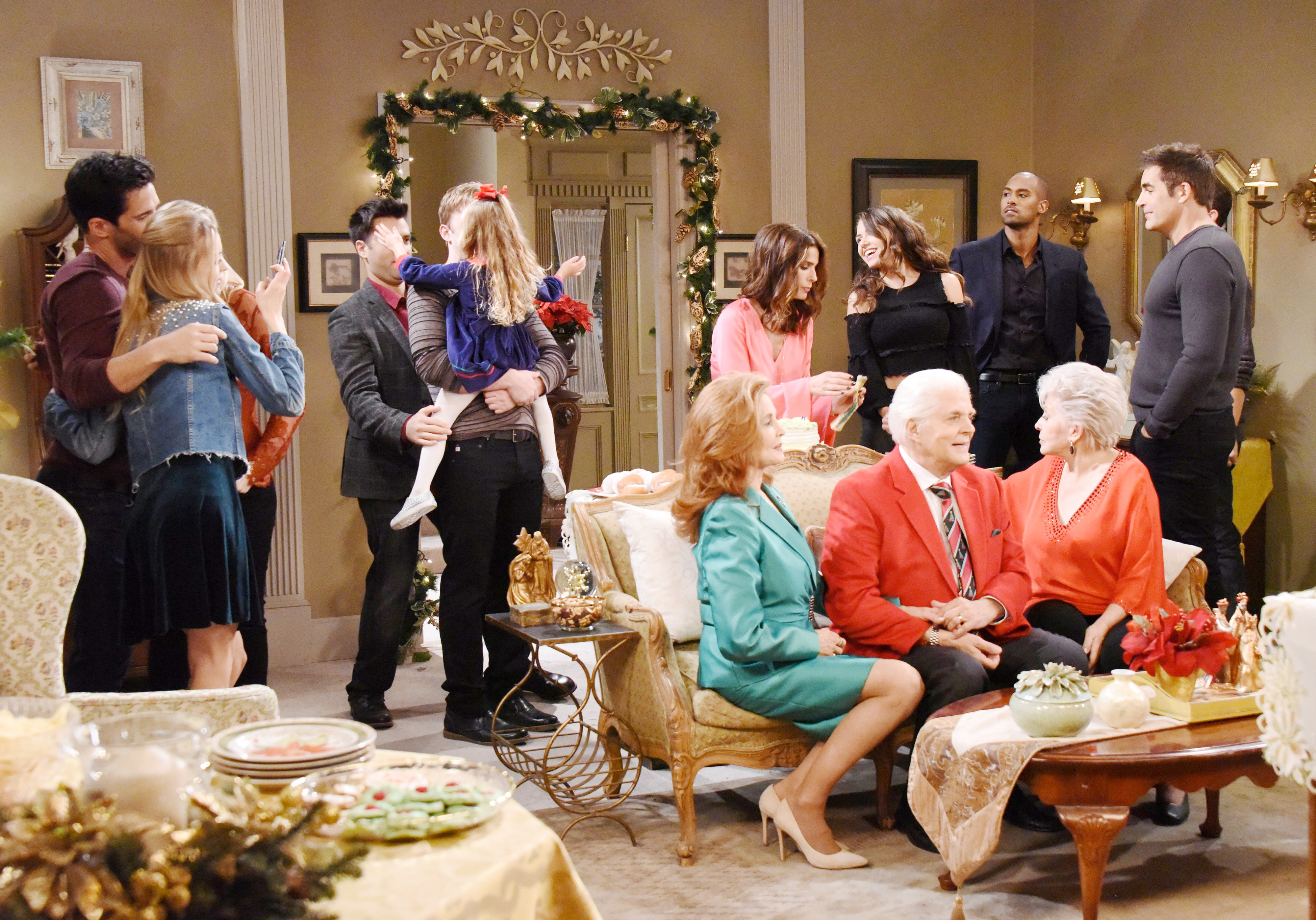 Christmas Day 2021 Days Of Our Lives Days Of Our Lives Spoilers Coming Up December 25th December 29th Globaltv