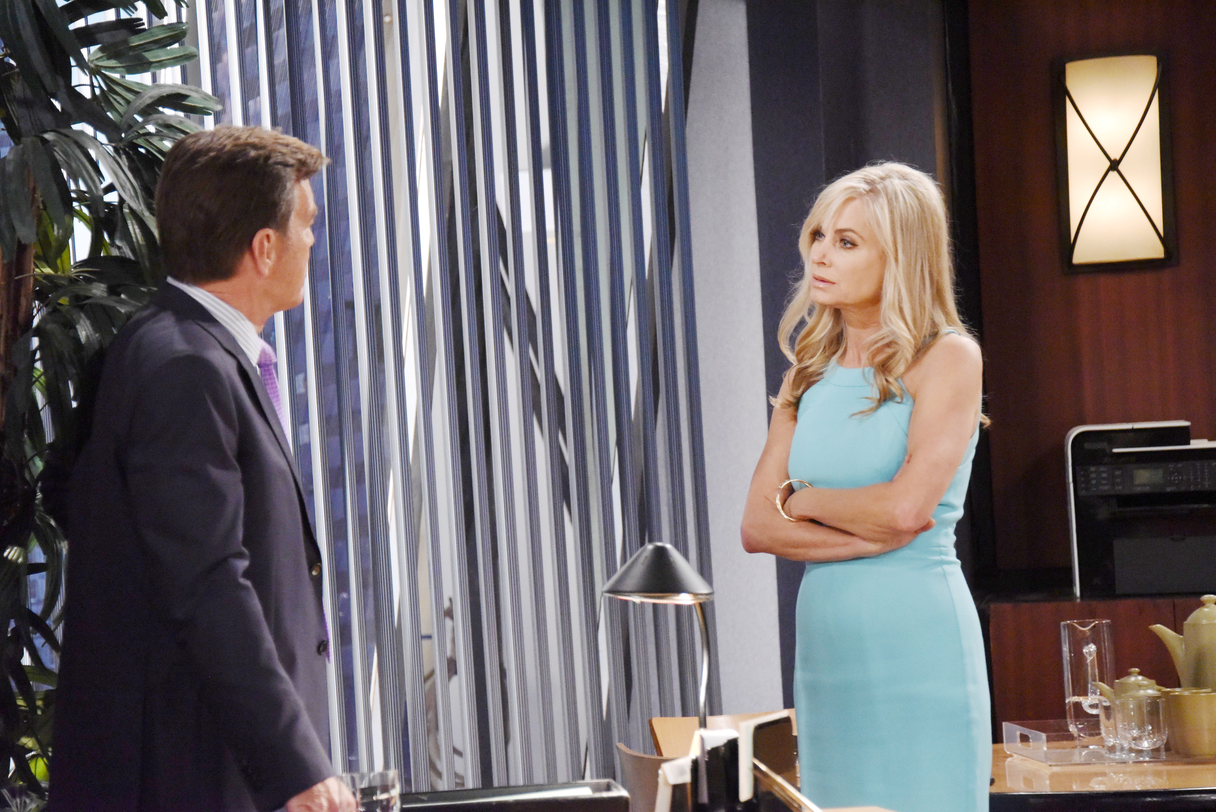Y&R Spoilers: Jack and Ashley fight for control at Jabot.