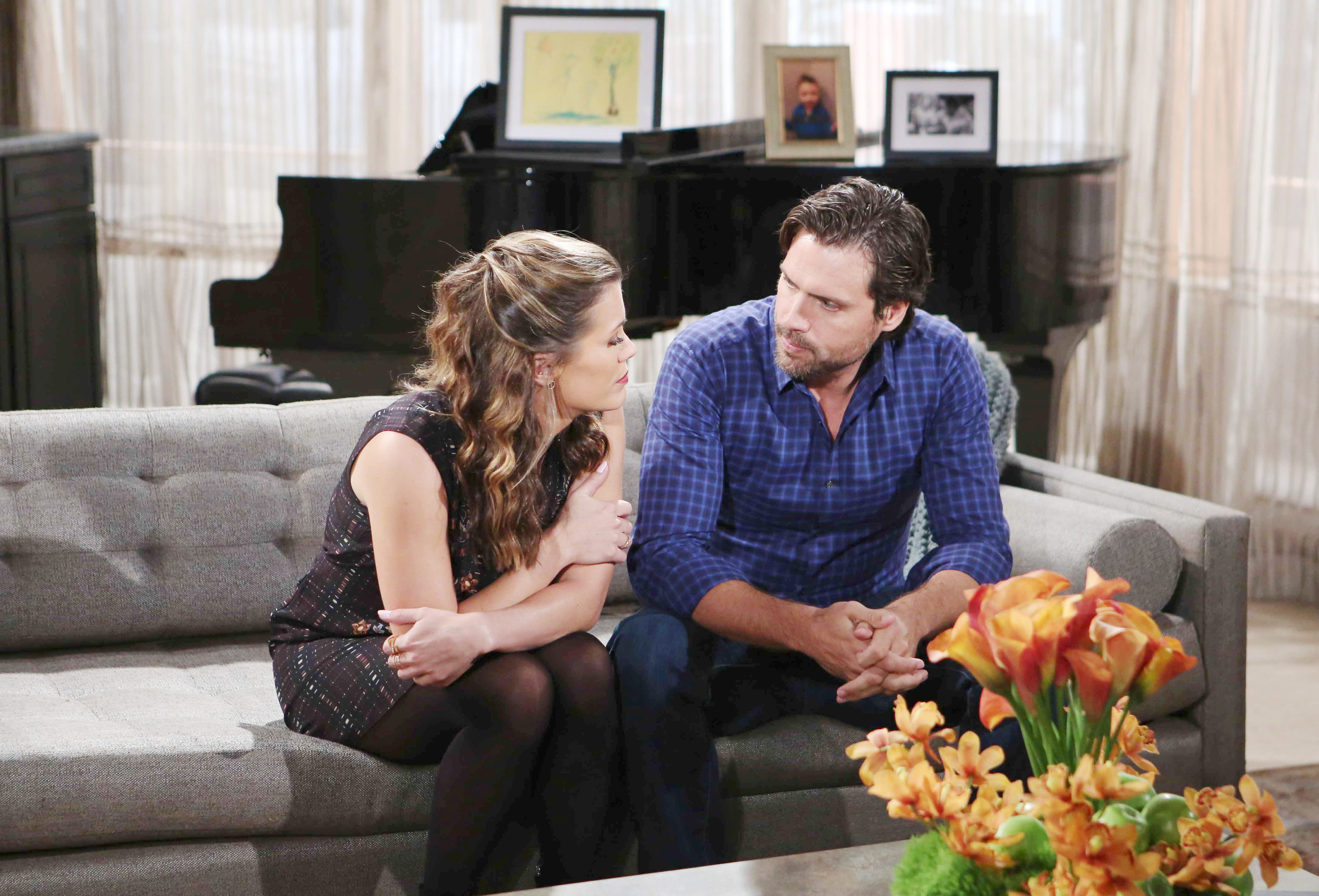 Y&R Spoilers: Chelsea struggles with a secret.