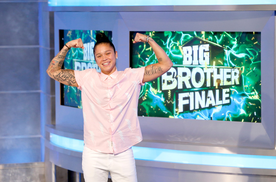 Perfect ending for Big Brother winner - globaltv