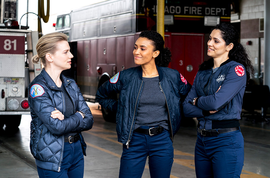 "Chicago Fire - Season 7, episode 21: ""The White Whale"""