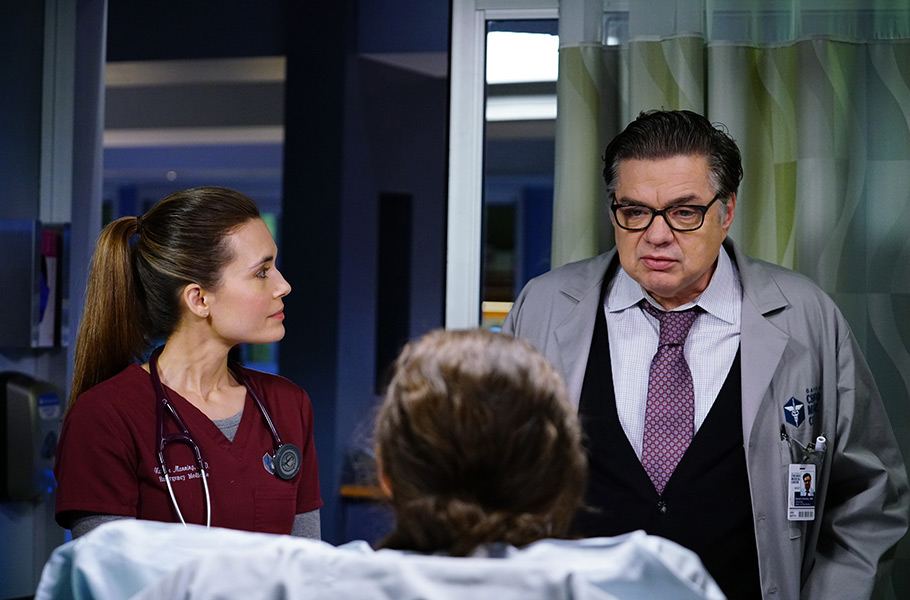 "Chicago Med - Season 4, episode 21: ""Forever Hold Your Peace"""