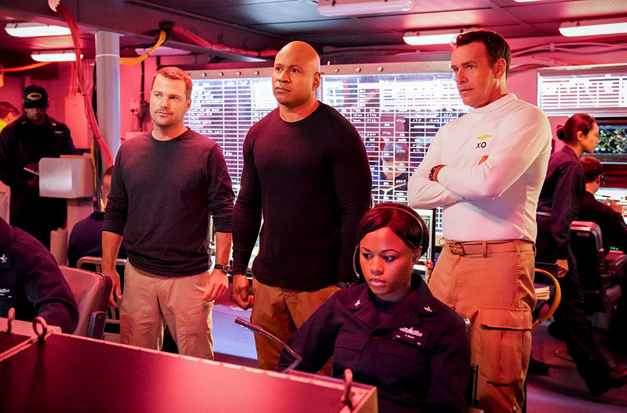 "NCIS: Los Angeles - Season 10, episode 24: ""False Flag"""