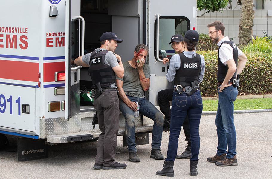 "NCIS: New Orleans - Season 5, episode 24: ""The River Styx, Part 2"""