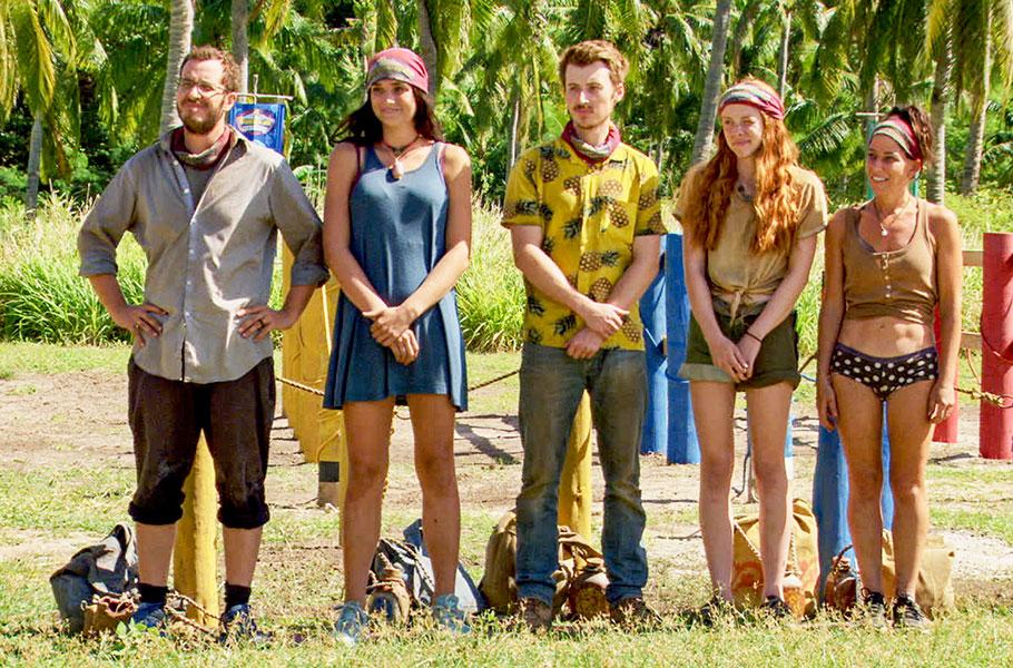Survivor Edge Of Extinction Season Finale First Look