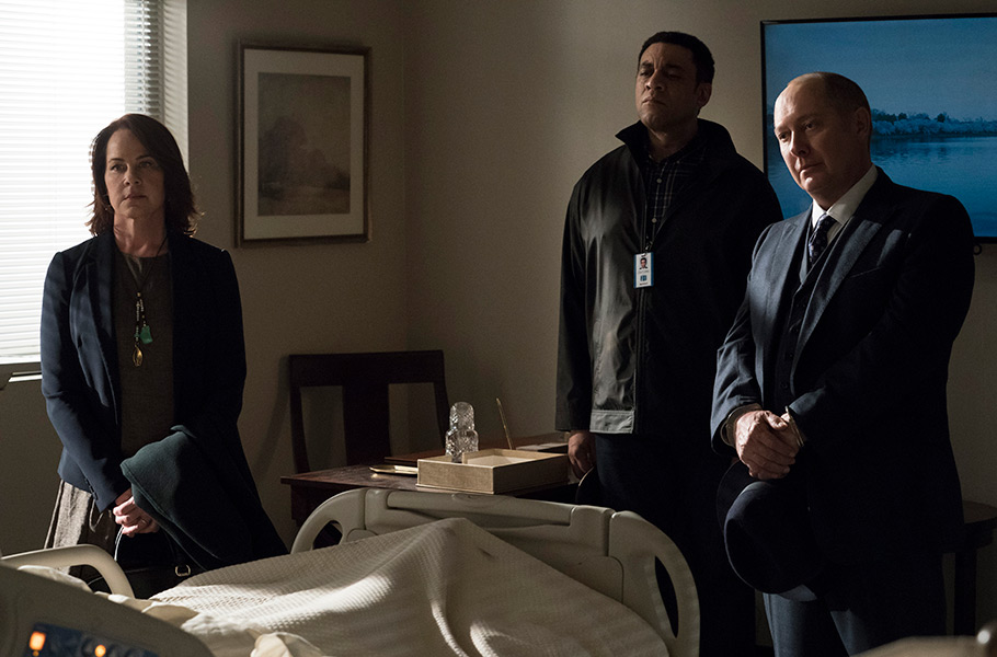 "The Blacklist - Season 6, episode 22: ""Robert Diaz"""