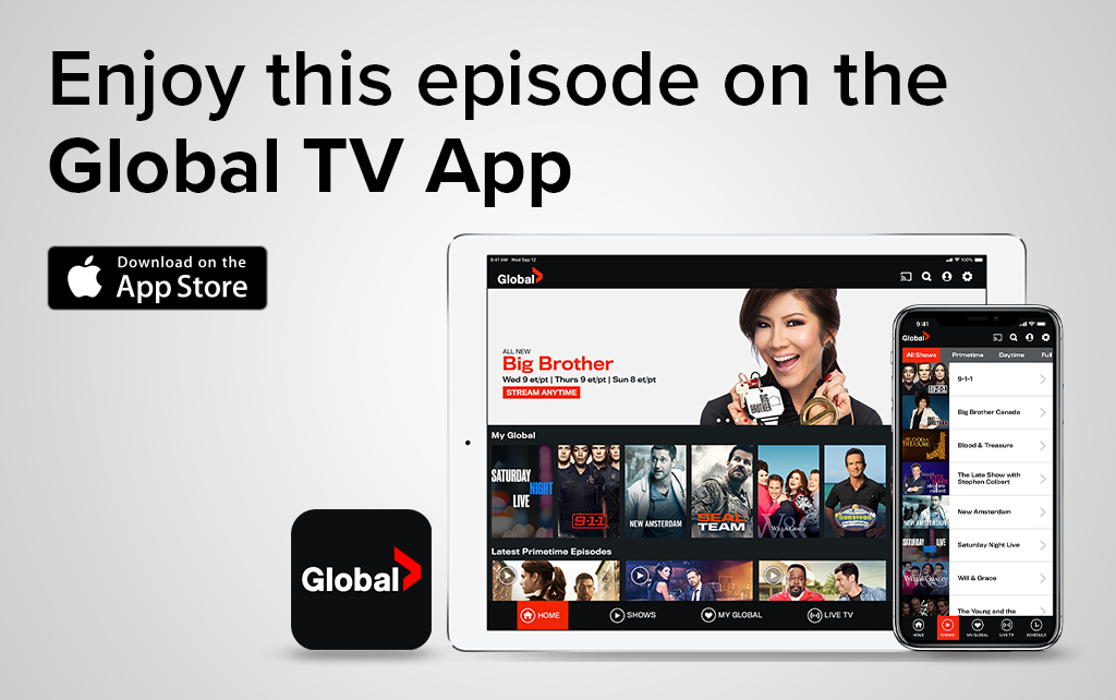 Free full episodes of Days of Our Lives on GlobalTV com
