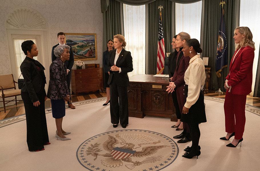 "Madam Secretary- Season 6, episode 10: ""Leaving the Station"""