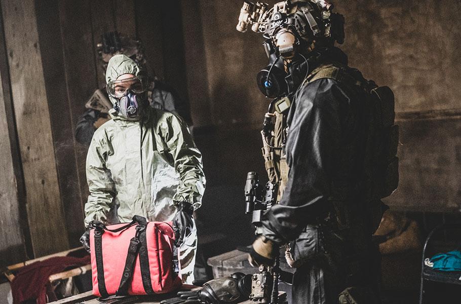 "SEAL Team - Season 3, episode 9: ""Kill or Cure"""
