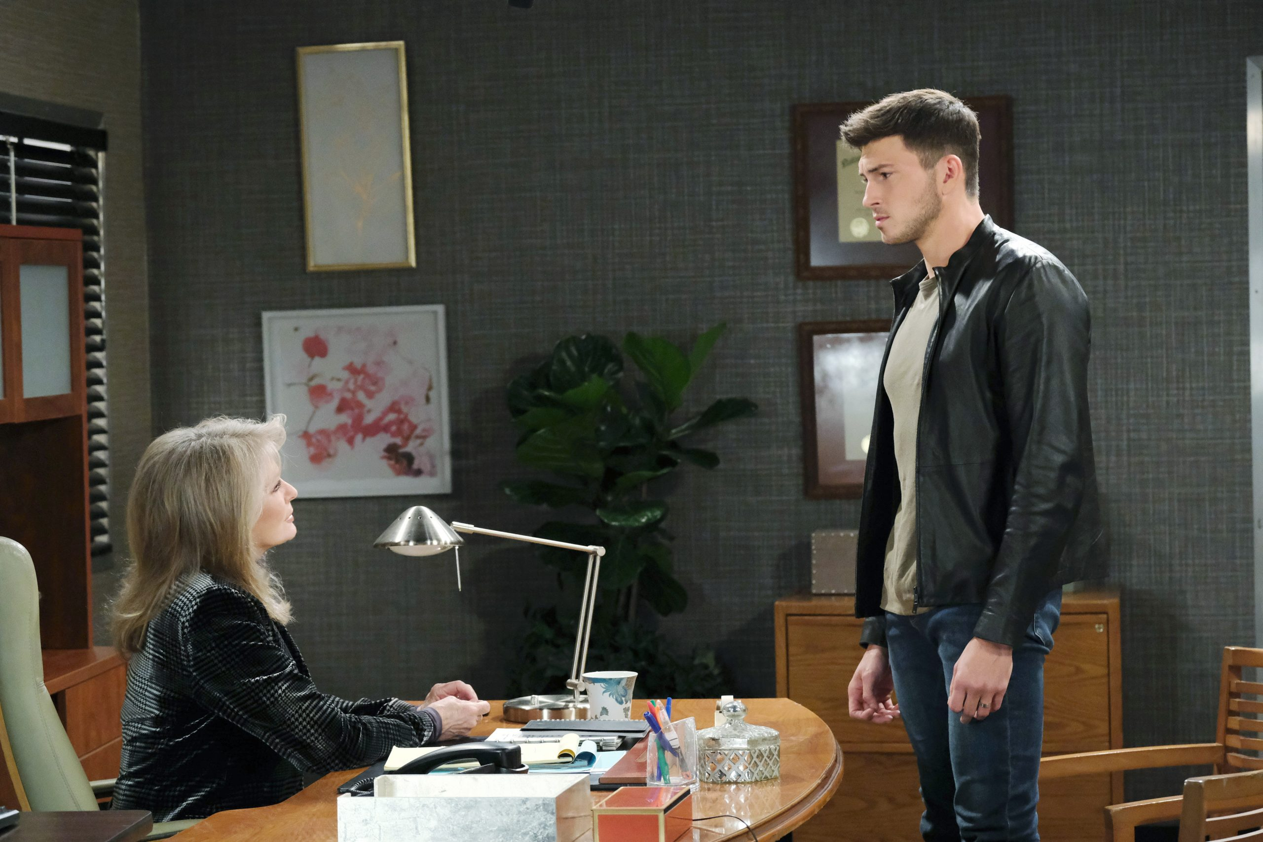 what happened on days of our lives today spoilers